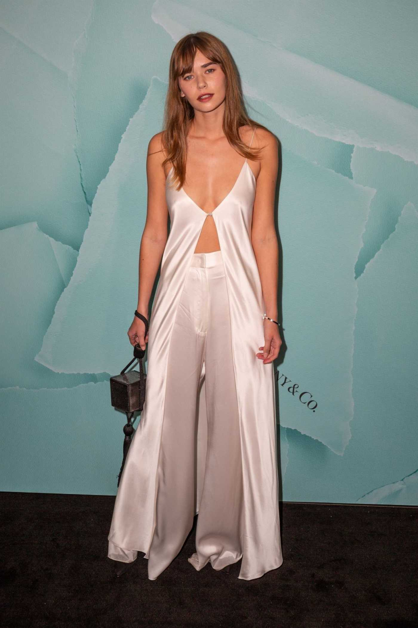 Gabriella Brooks Attends Tiffany and Co. Store Opening in Sydney 04/05/2019