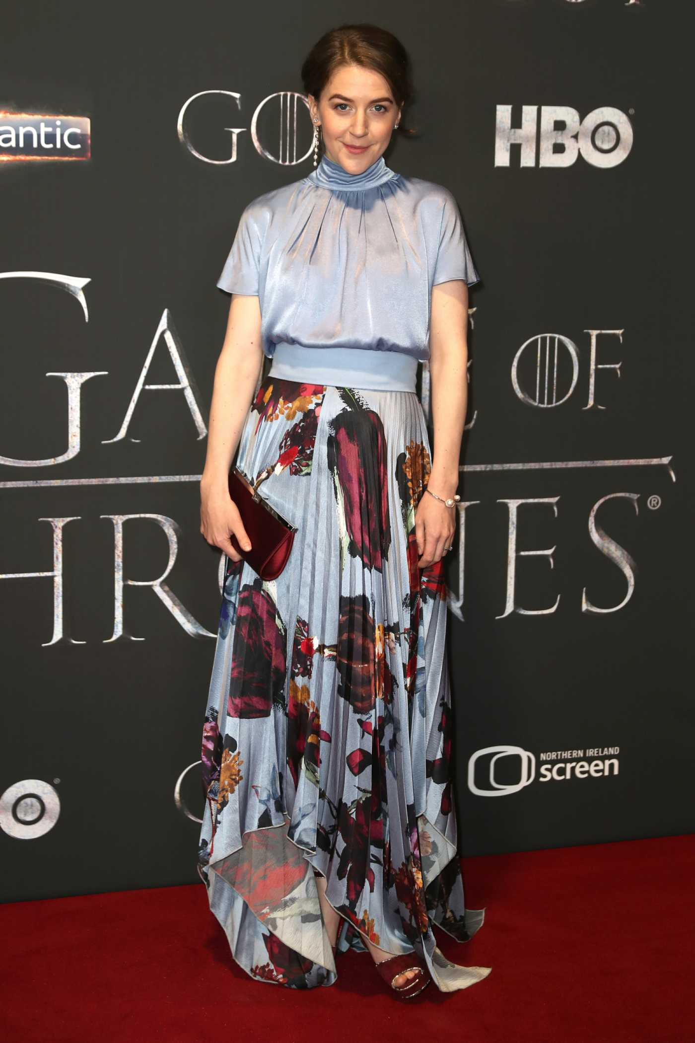 Gemma Whelan Attends Game of Thrones Season 8 Premiere in Belfast 04/12/2019
