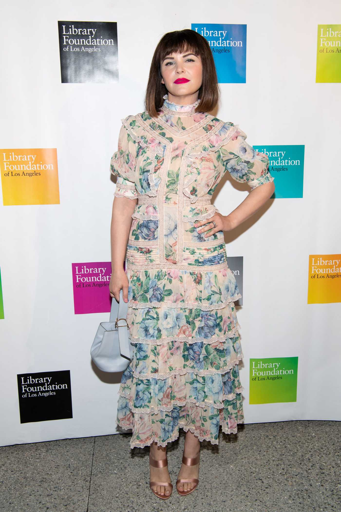 Ginnifer Goodwin Attends Library Foundation of Los Angeles Young Literati's 11th Annual Toast in LA 04/06/2019
