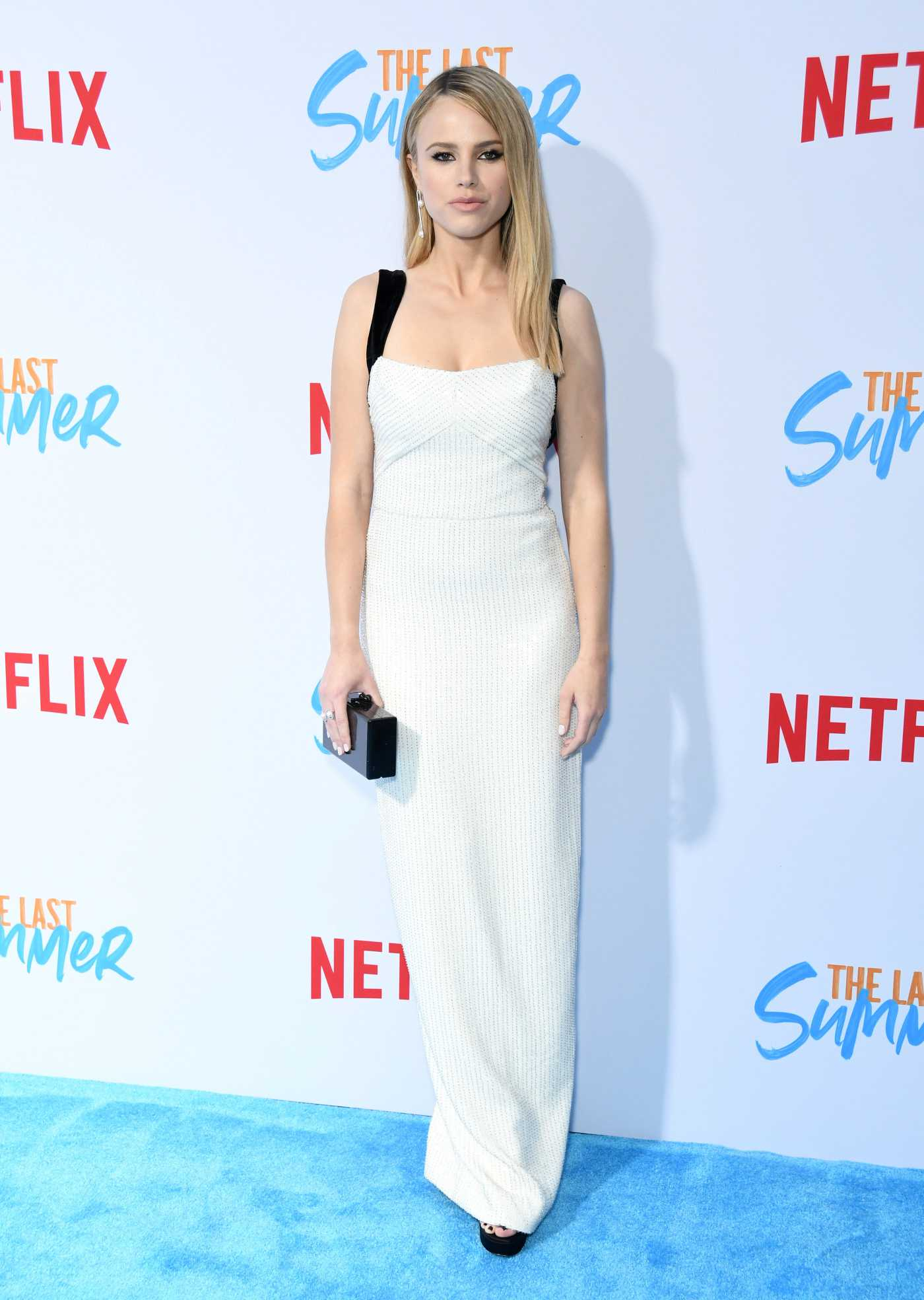 Halston Sage Attends Netflix's The Last Summer Screening in LA 04/29/2019