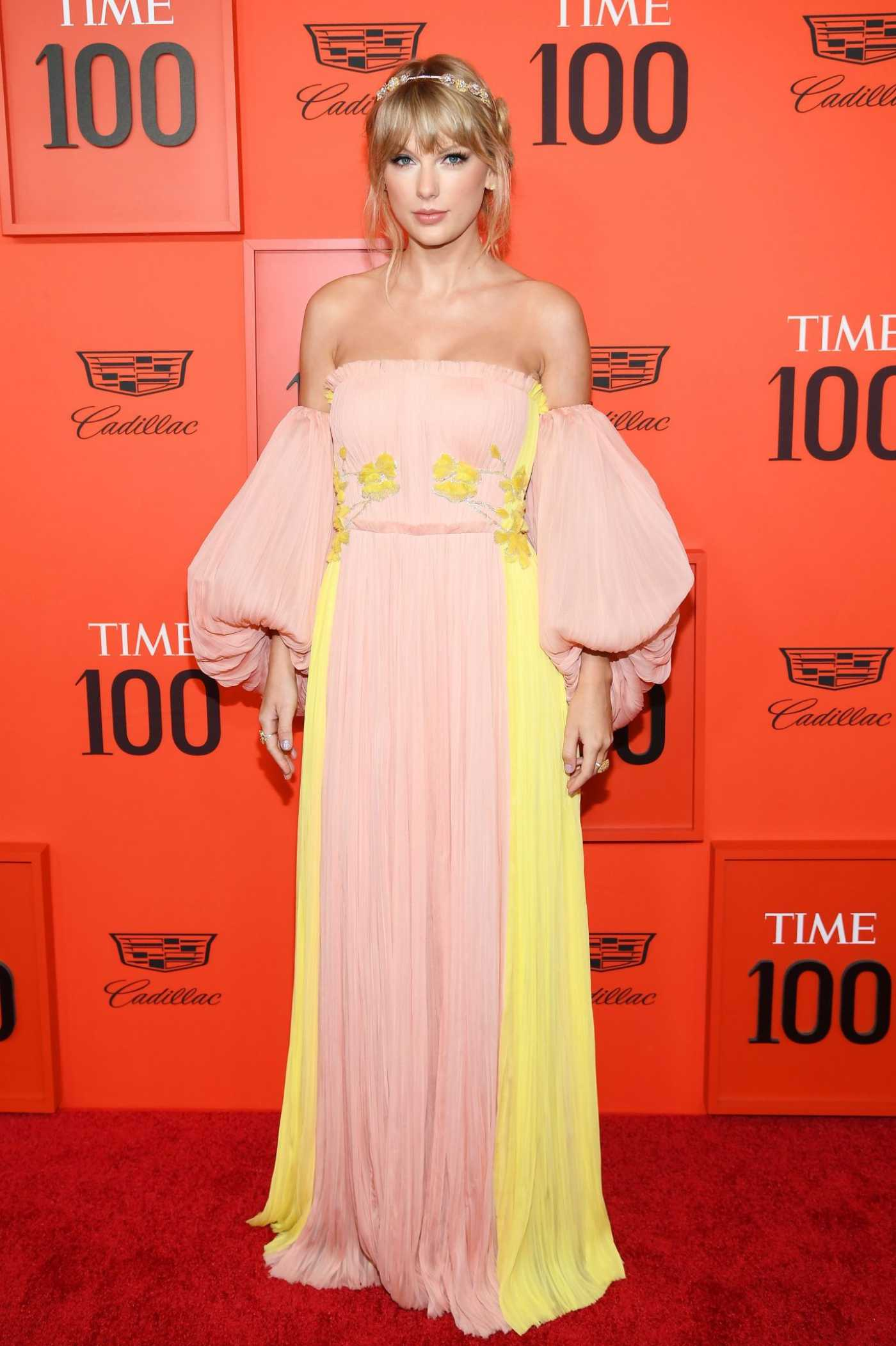 Taylor Swift Attends 2019 TIME 100 Gala at Lincoln Center in NY  04/23/2019