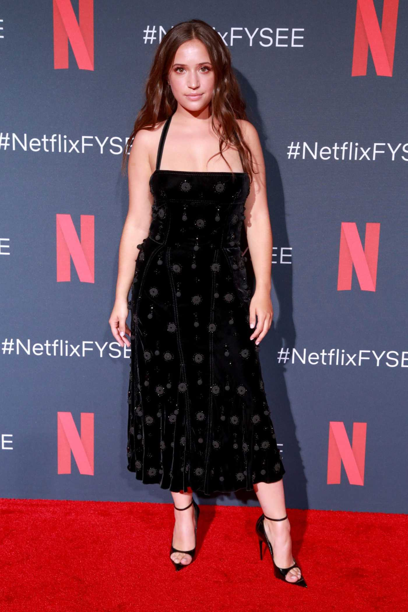 Gideon Adlon Attends Netflix FYC Event: Prom Night Photocall in Los Angeles 05/17/2019