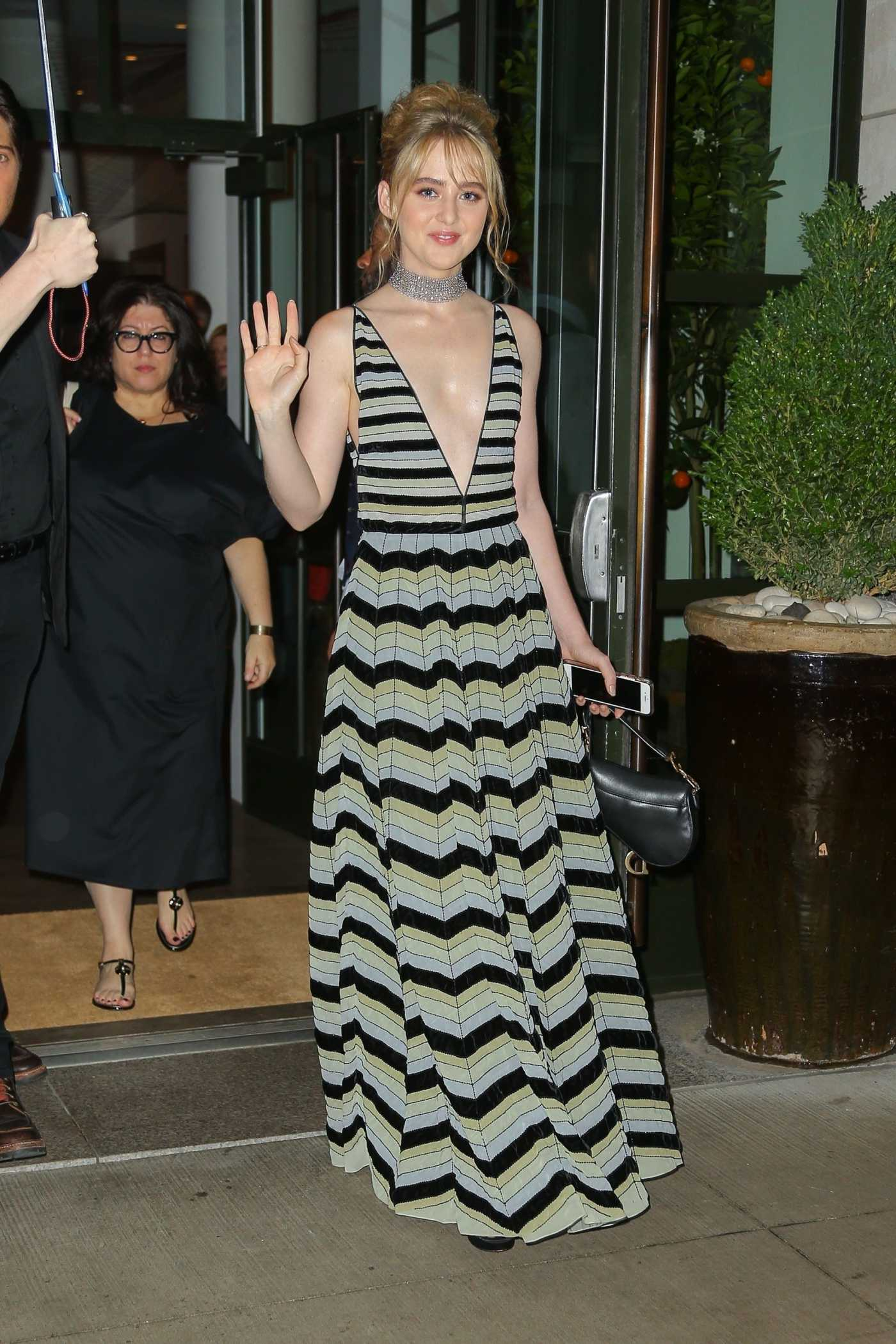 Kathryn Newton Leaves Her Hotel in NYC 05/29/2019