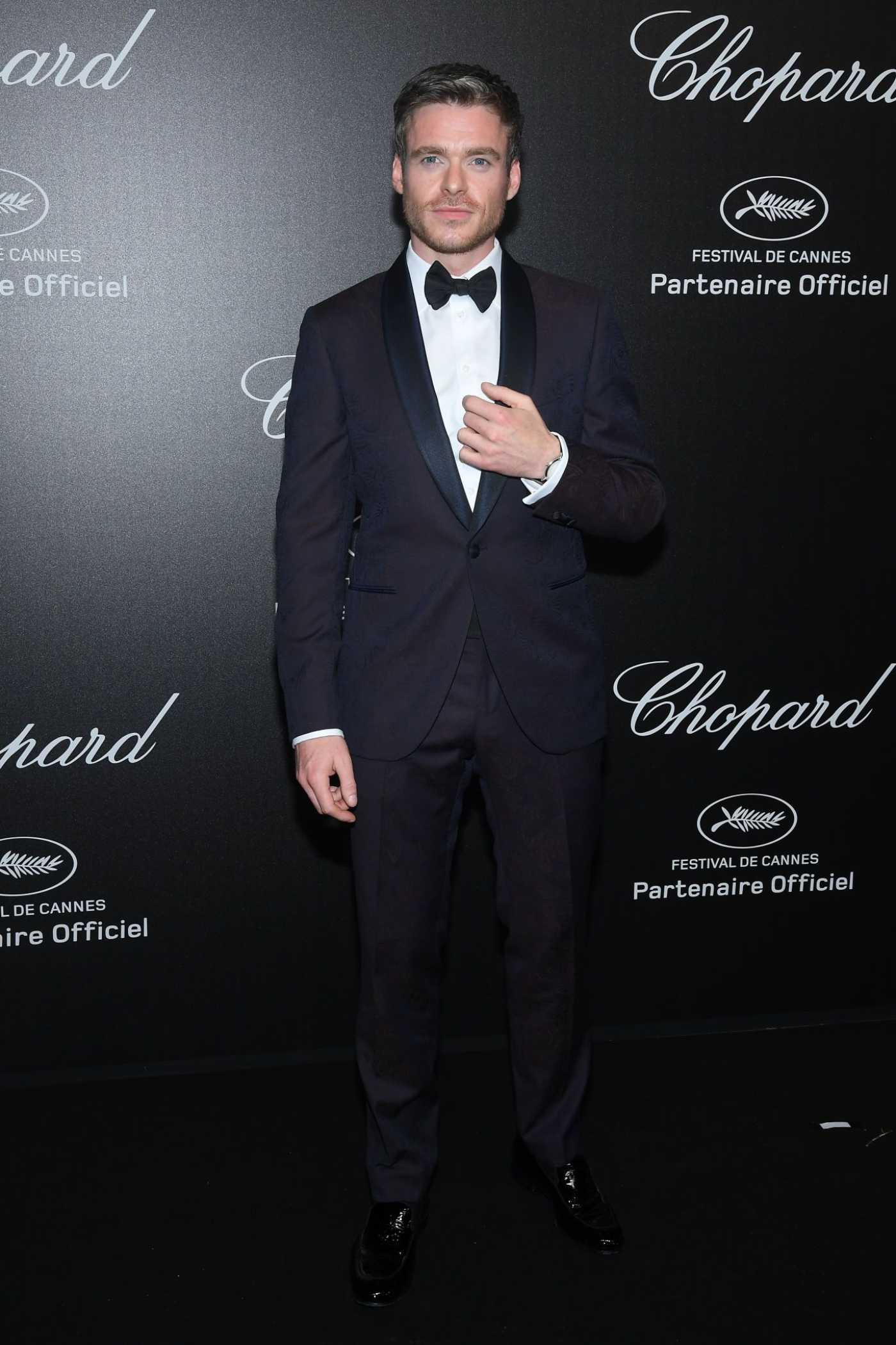 Richard Madden Attends Chopard Love Night Photocall During the 72nd Cannes Film Festival in Cannes 05/17/2019