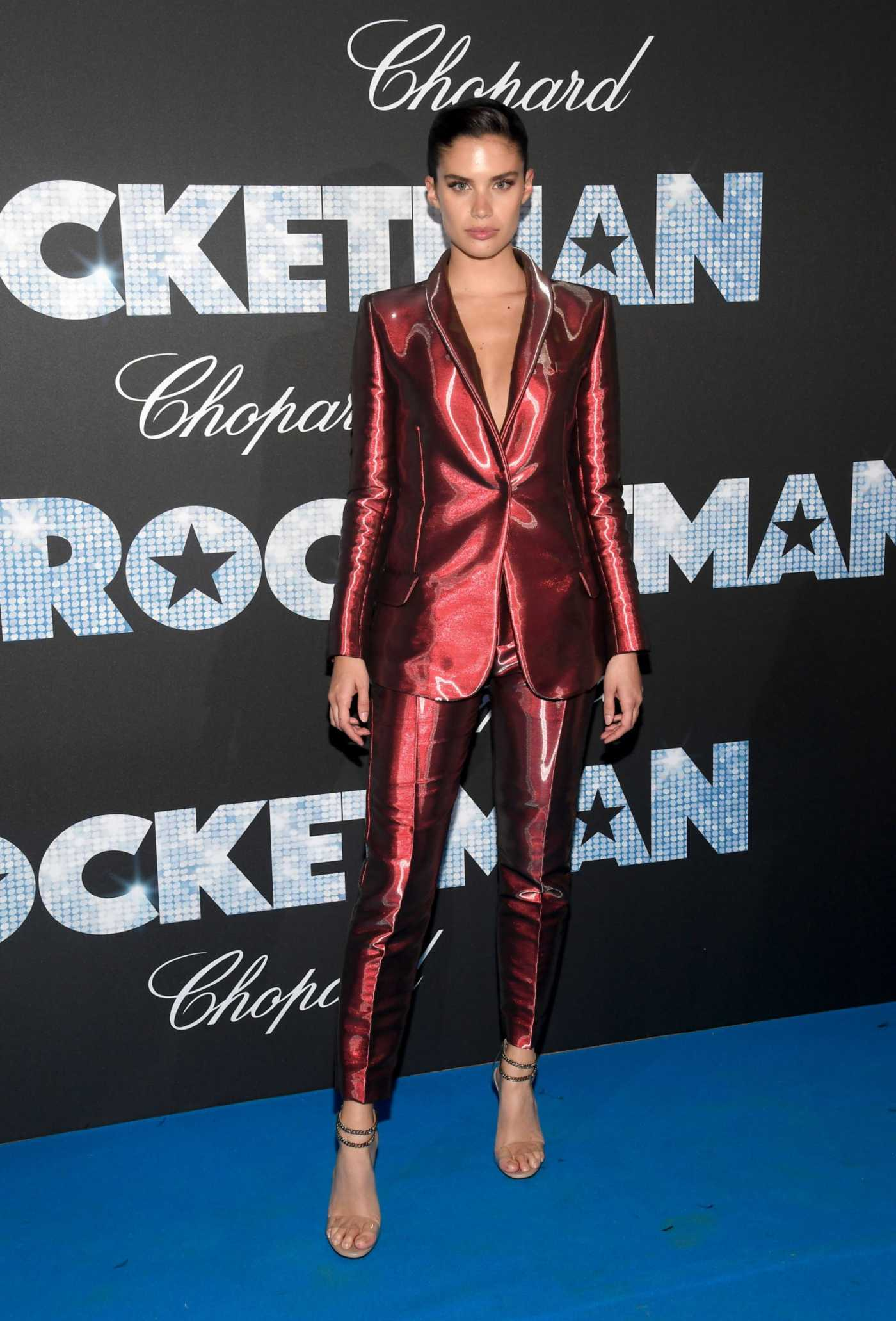 Sara Sampaio Attends the Rocketman Gala Party During the 72nd Annual Cannes Film Festival in Cannes 05/16/2019
