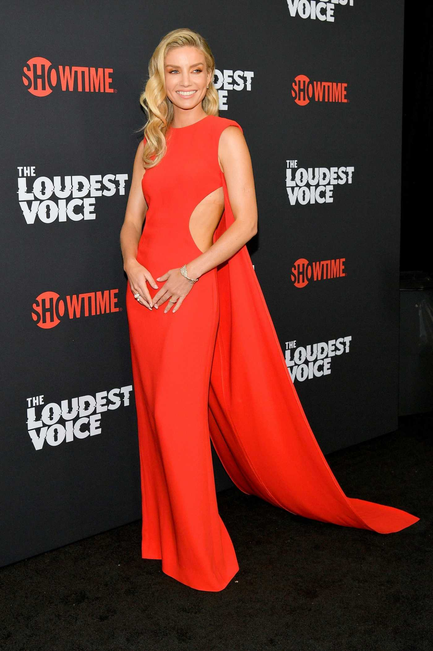 Annabelle Wallis Attends The Loudest Voice Premiere in New York City 06/24/2019