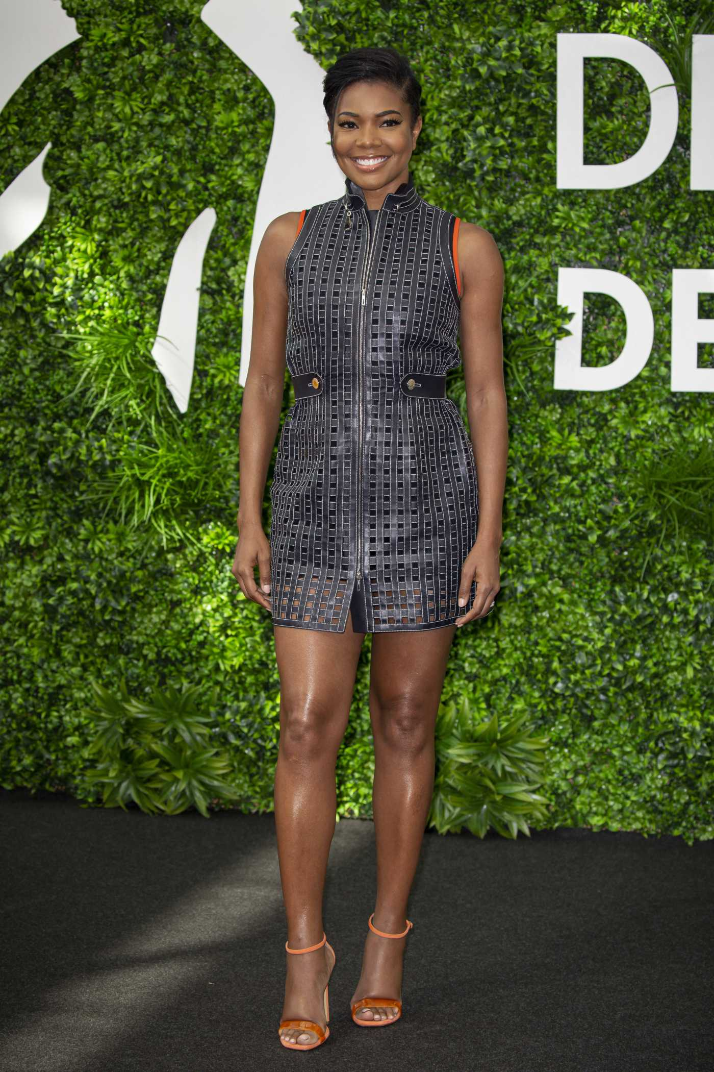 Gabrielle Union Attends LA's Finest Photocall During the 59th Monte Carlo TV Festival in Monte Carlo 06/15/2019
