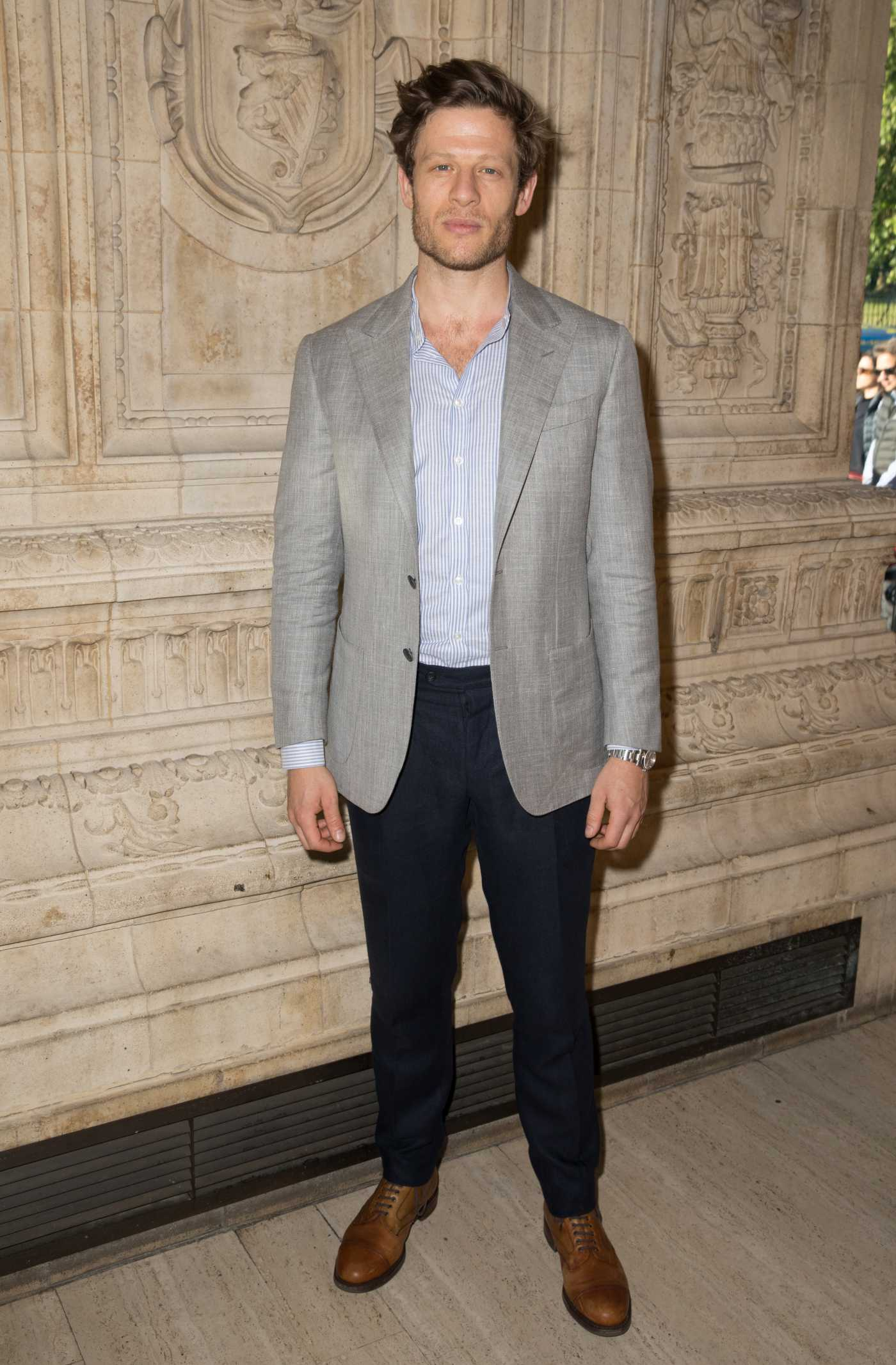 James Norton Attends the Opening Night of English National Ballet's Cinderella at the Royal Albert Hall in London 06/06/2019