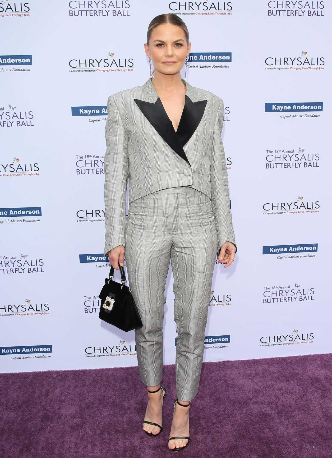 Jennifer Morrison Attends the 18th Annual Chrysalis Butterfly Ball in Brentwood 06/01/2019
