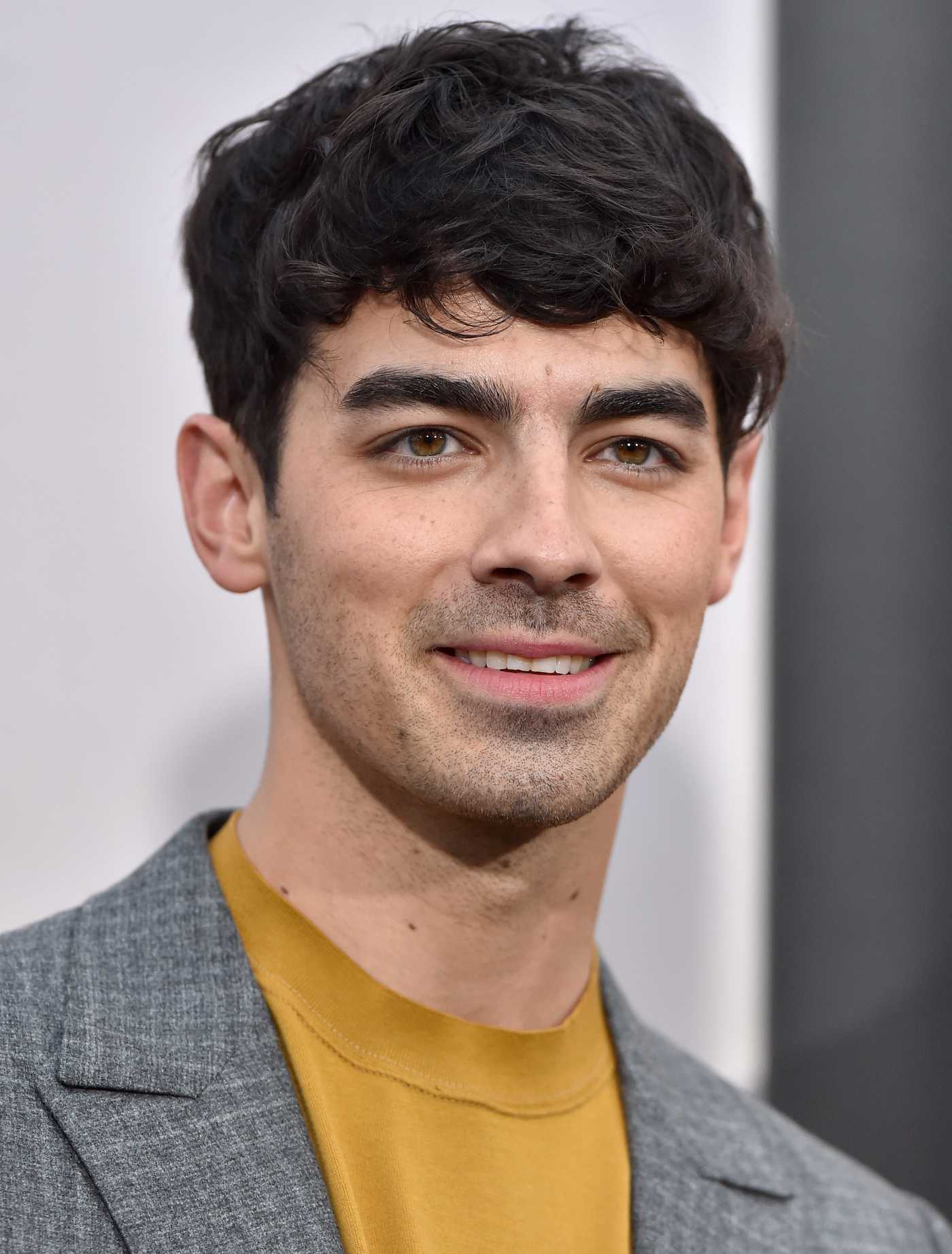 Joe Jonas Attends Amazon Prime Video's Chasing Happiness  Premiere with Sophie Turner in Los Angeles 06/03/2019