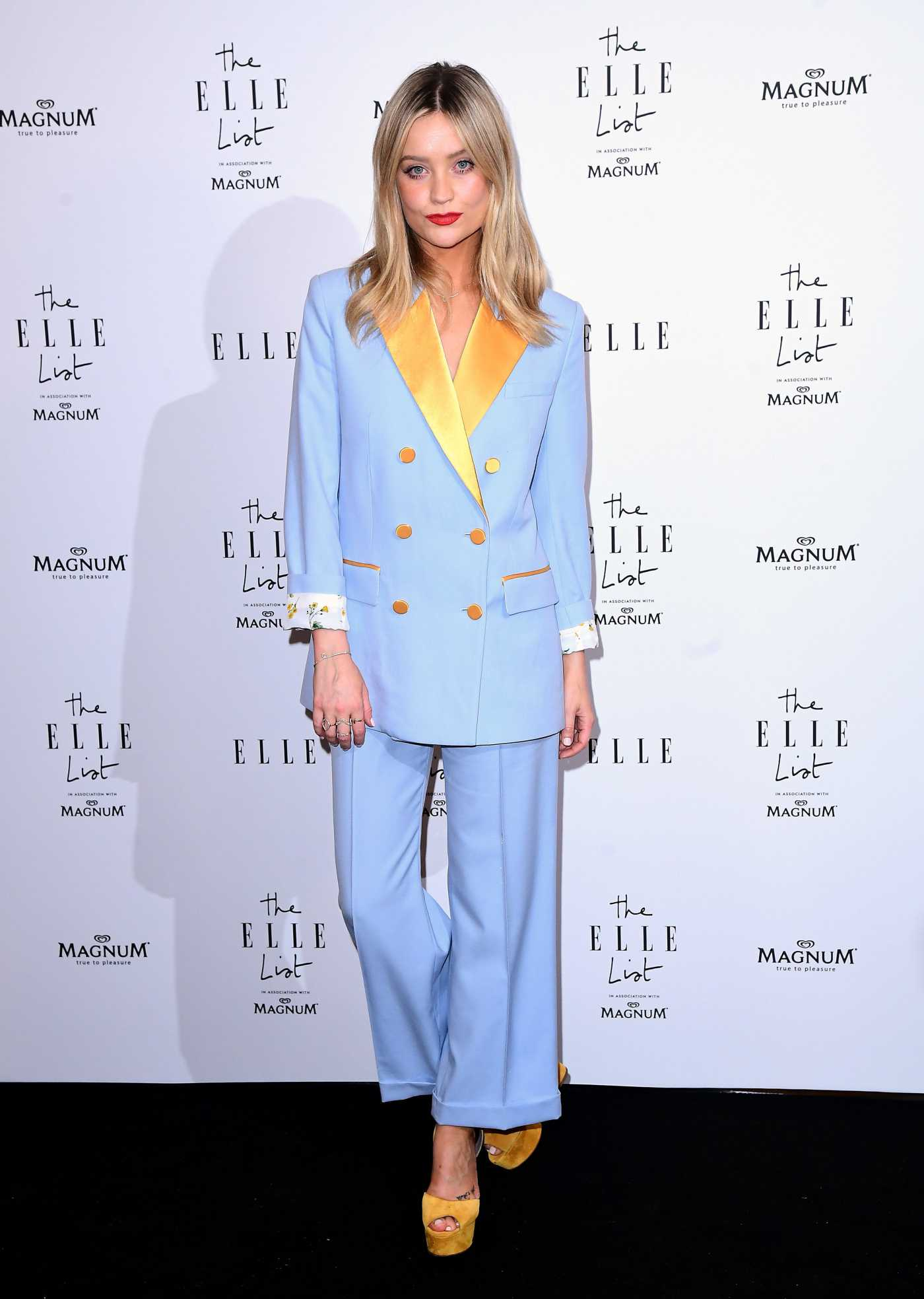 Laura Whitmore Celebrates the ELLE List in London 06/19/2019