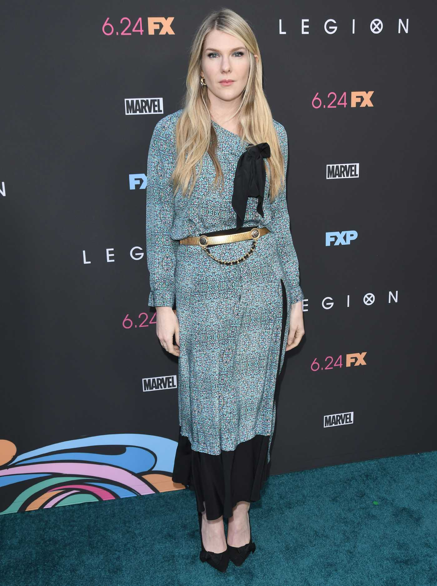 Lily Rabe Attends the Legion Season 3 Premiere in Hollywood 06/13/2019