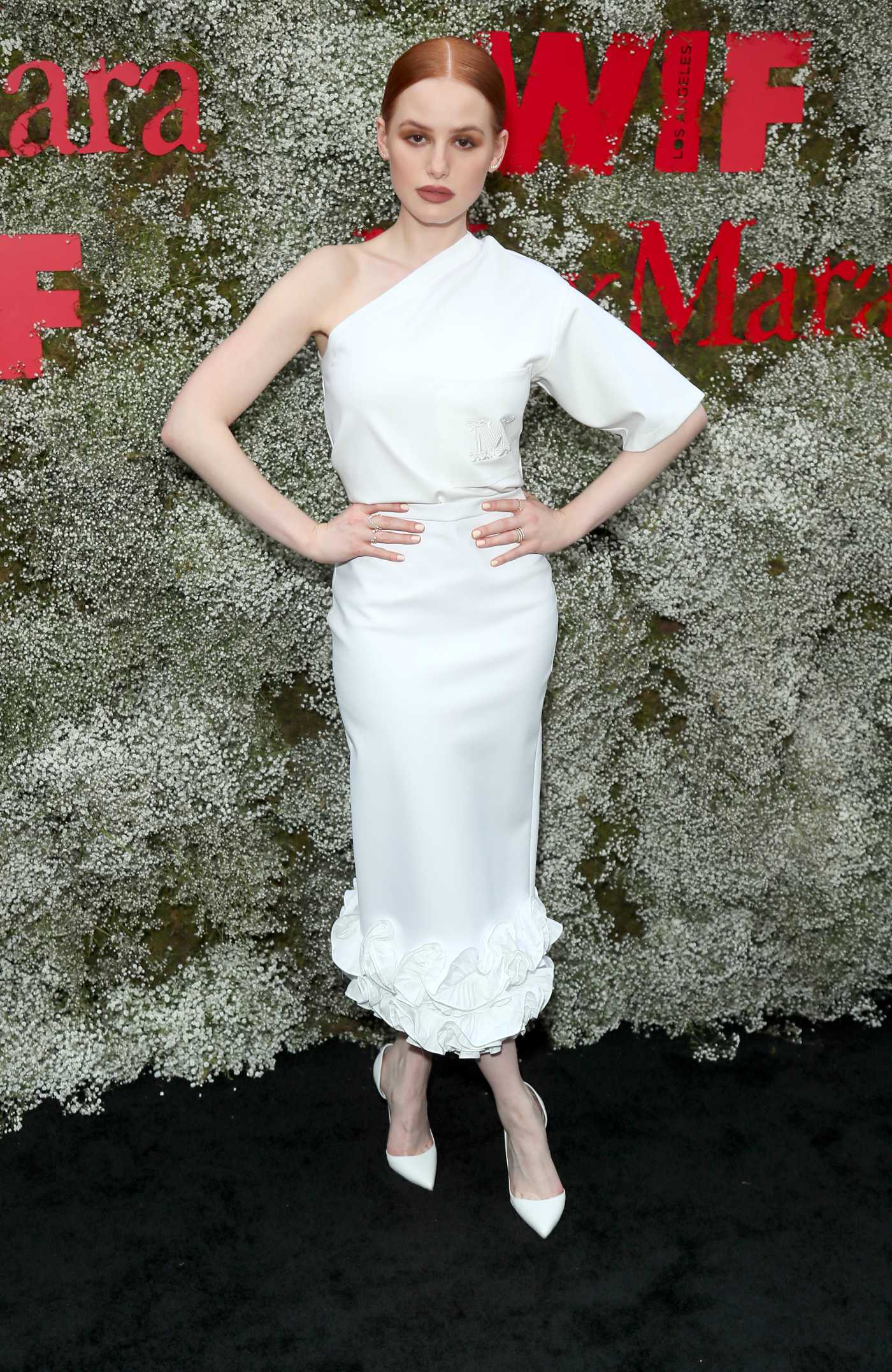 Madelaine Petsch Attends Women in Film Max Mara Face of the Future in LA 06/11/2019