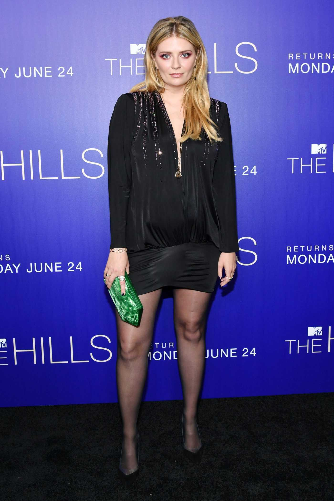 Mischa Barton Attends The Hills: New Beginnings Premiere in Los Angeles 06/19/2019
