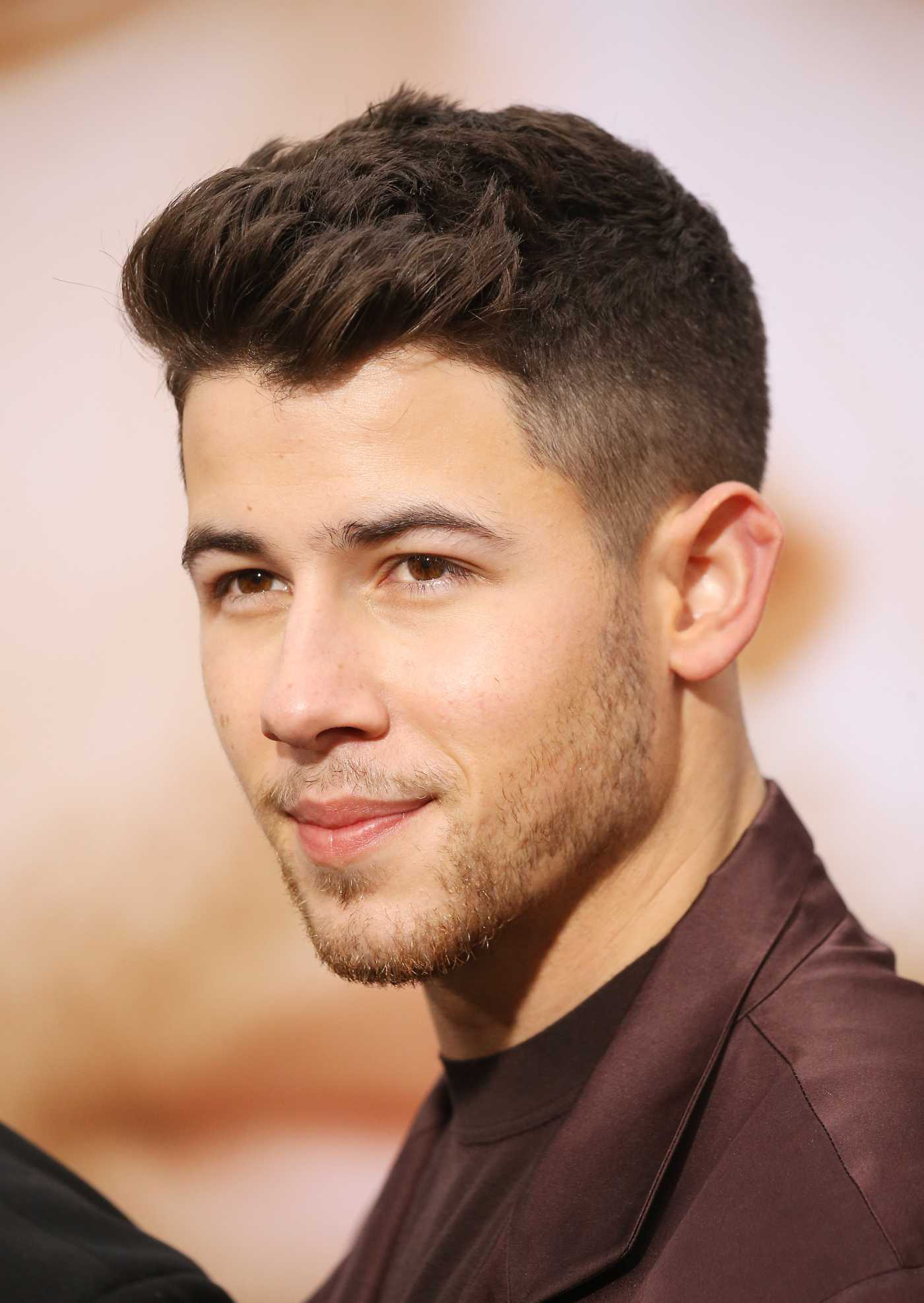 Nick Jonas Attends Amazon Prime Video's Chasing Happiness  Premiere with Priyanka Chopra in Los Angeles 06/03/2019
