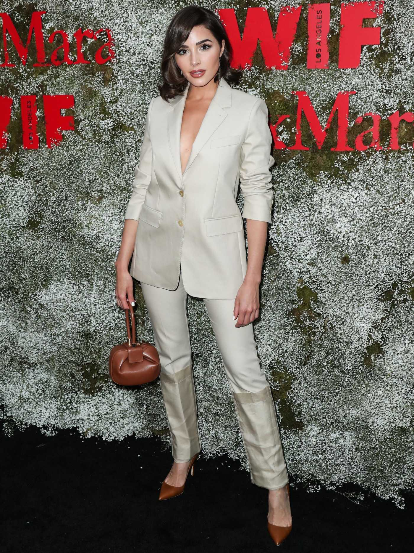 Olivia Culpo Attends Women in Film Max Mara Face of the Future in LA 06/11/2019