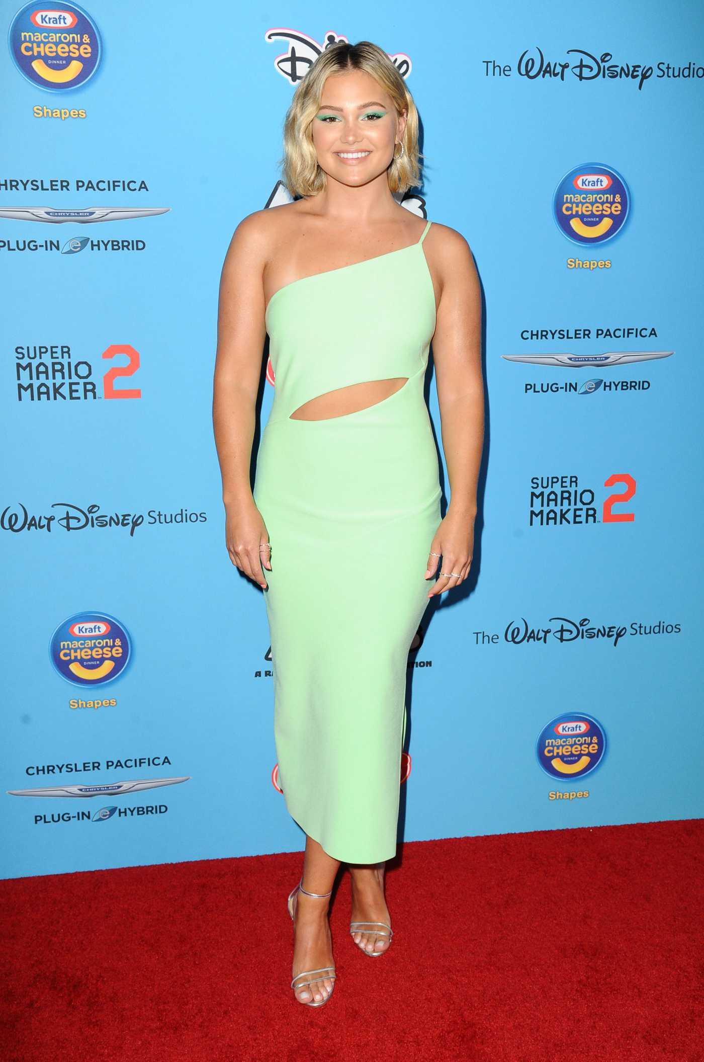 Olivia Holt Attends 2019 Radio Disney Music Awards at CBS Studios Radford in Studio City 06/16/2019