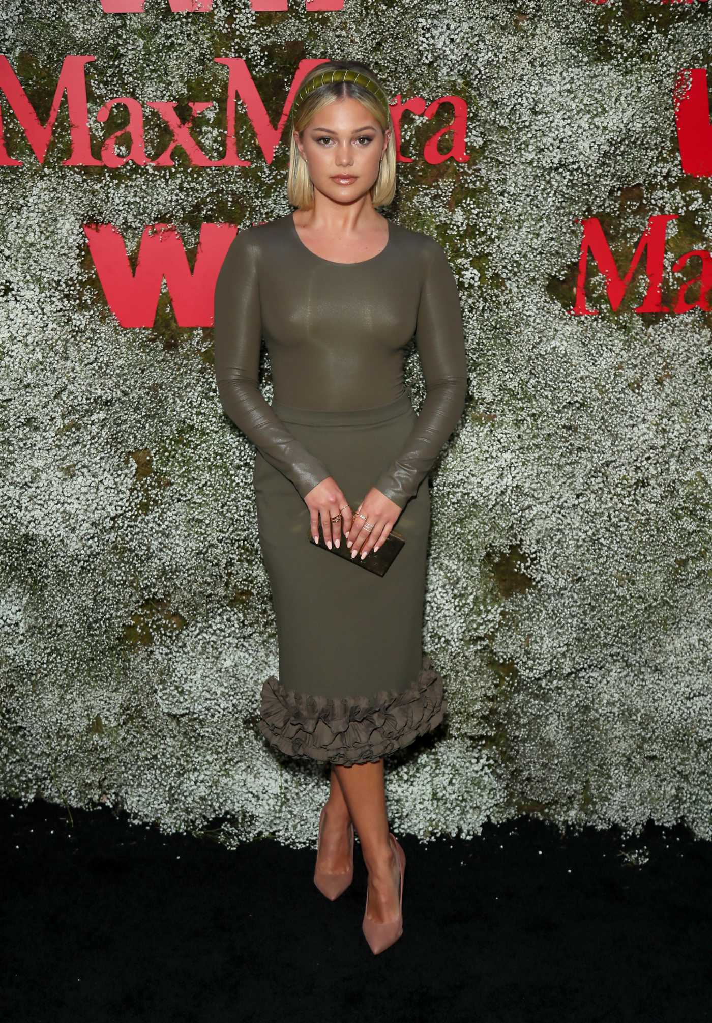 Olivia Holt Attends Women in Film Max Mara Face of the Future in LA 06/11/2019