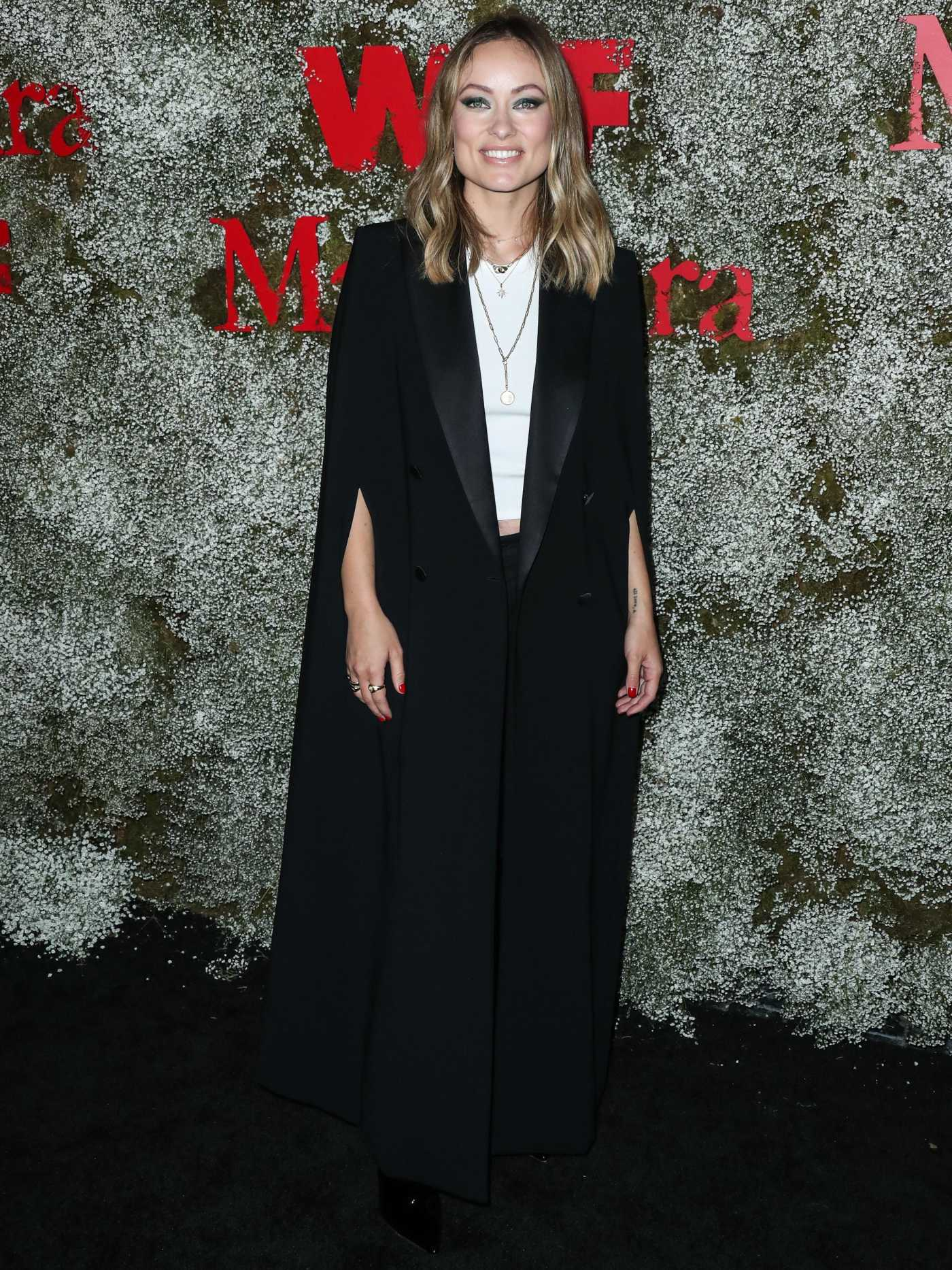 Olivia Wilde Attends Women in Film Max Mara Face of the Future in LA 06/11/2019