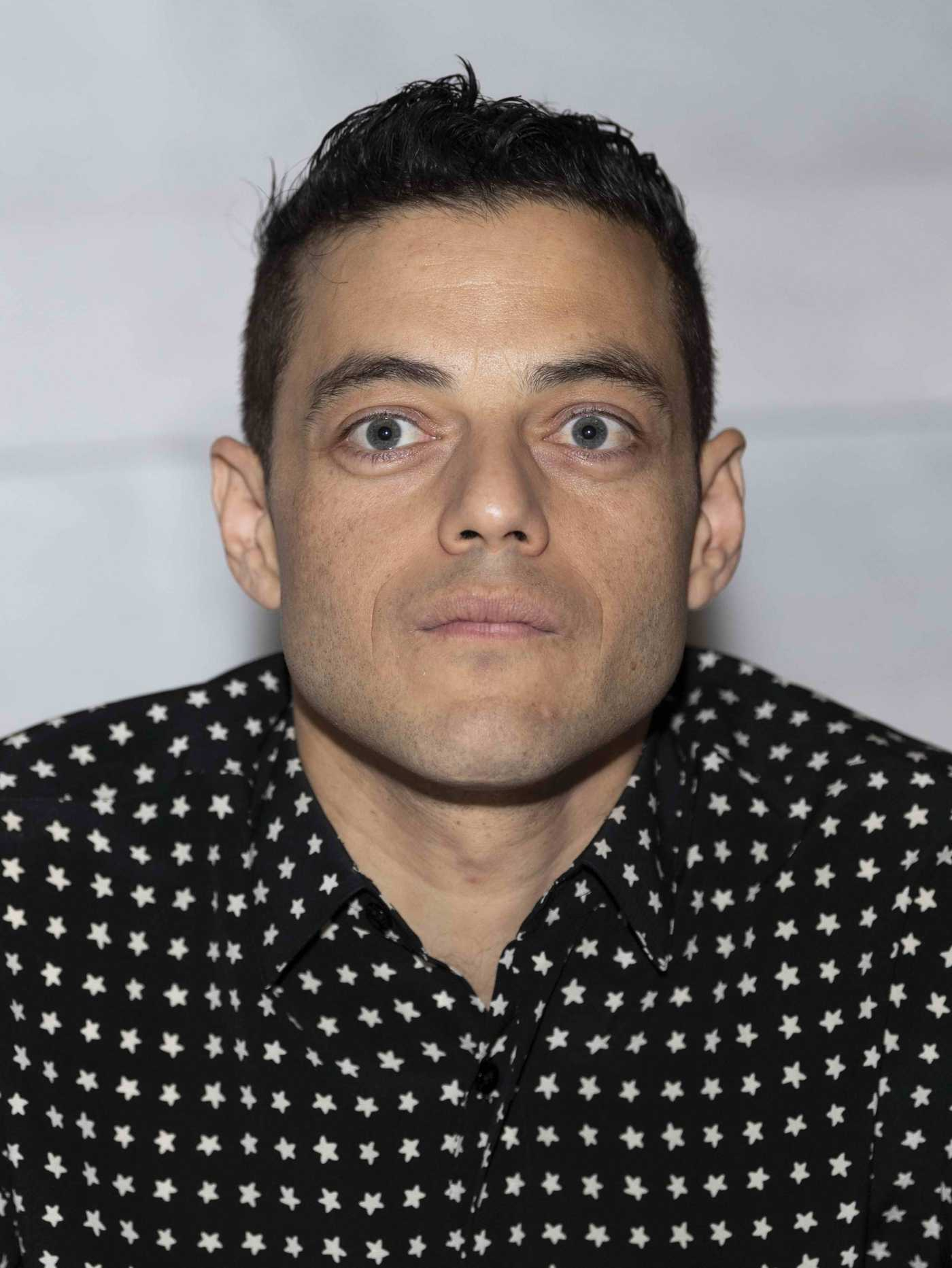 Rami Malek Attends Mr Robot TV Show Photocall in New York 06/17/2019