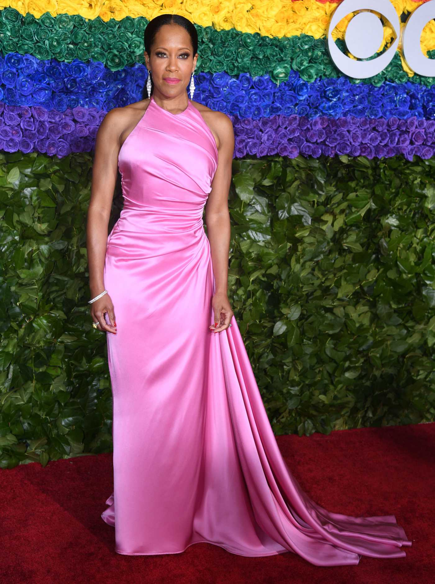 Regina King Attends the 73rd Annual Tony Awards at Radio City Music Hall in New York 06/09/2019
