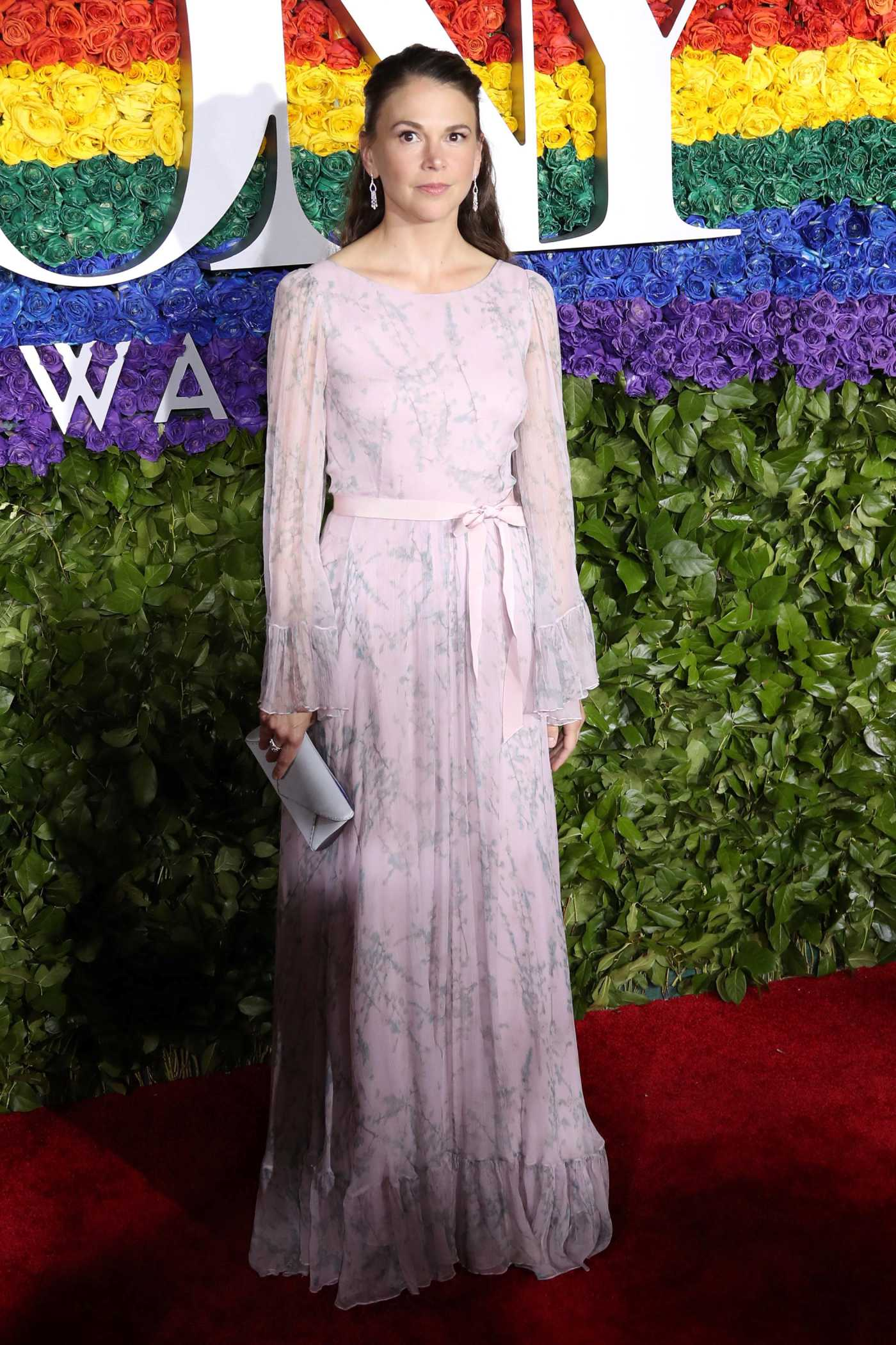 Sutton Foster Attends the 73rd Annual Tony Awards at Radio City Music Hall in New York 06/09/2019