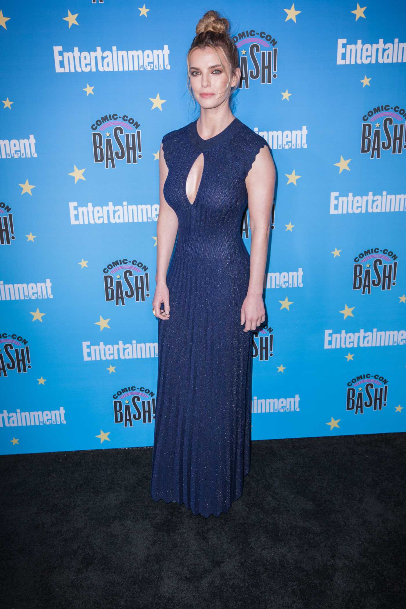 Betty Gilpin Attends Entertainment Weekly's Comic-Con Bash in San Diego 07/20/2019