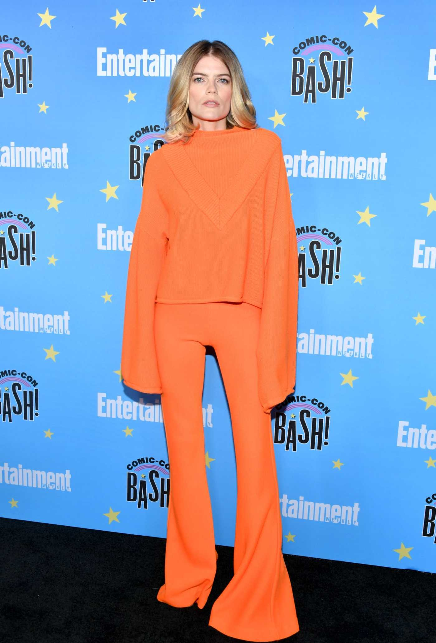 Emma Greenwell Attends Entertainment Weekly's Comic-Con Bash in San Diego 07/20/2019