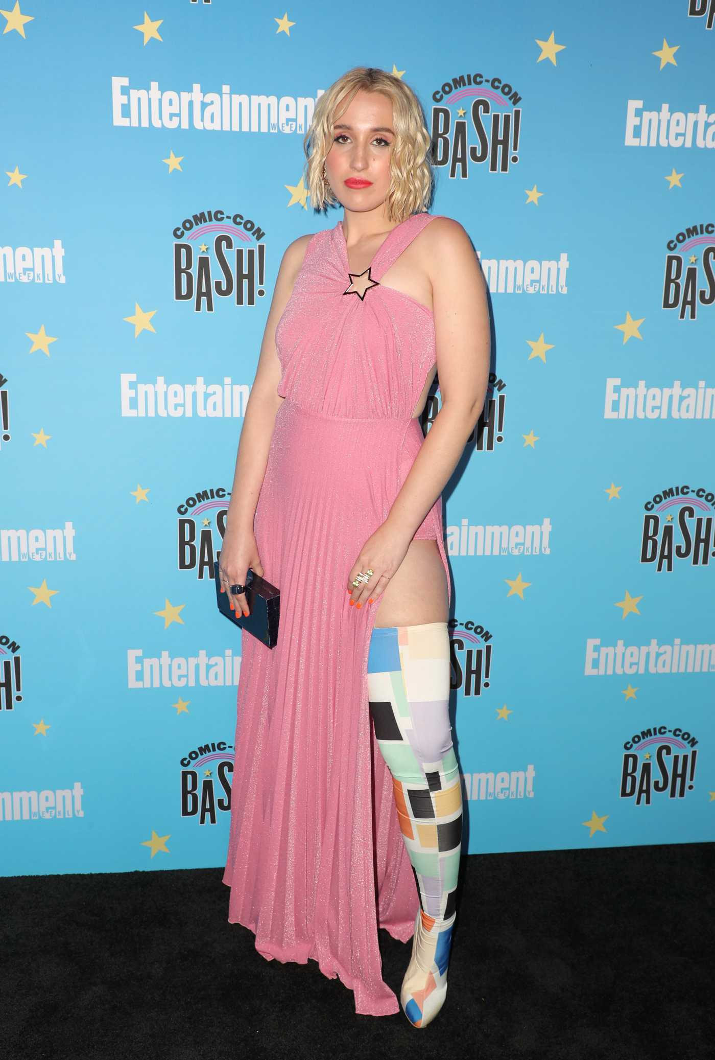 Harley Quinn Smith Attends Entertainment Weekly's Comic-Con Bash in San Diego 07/20/2019