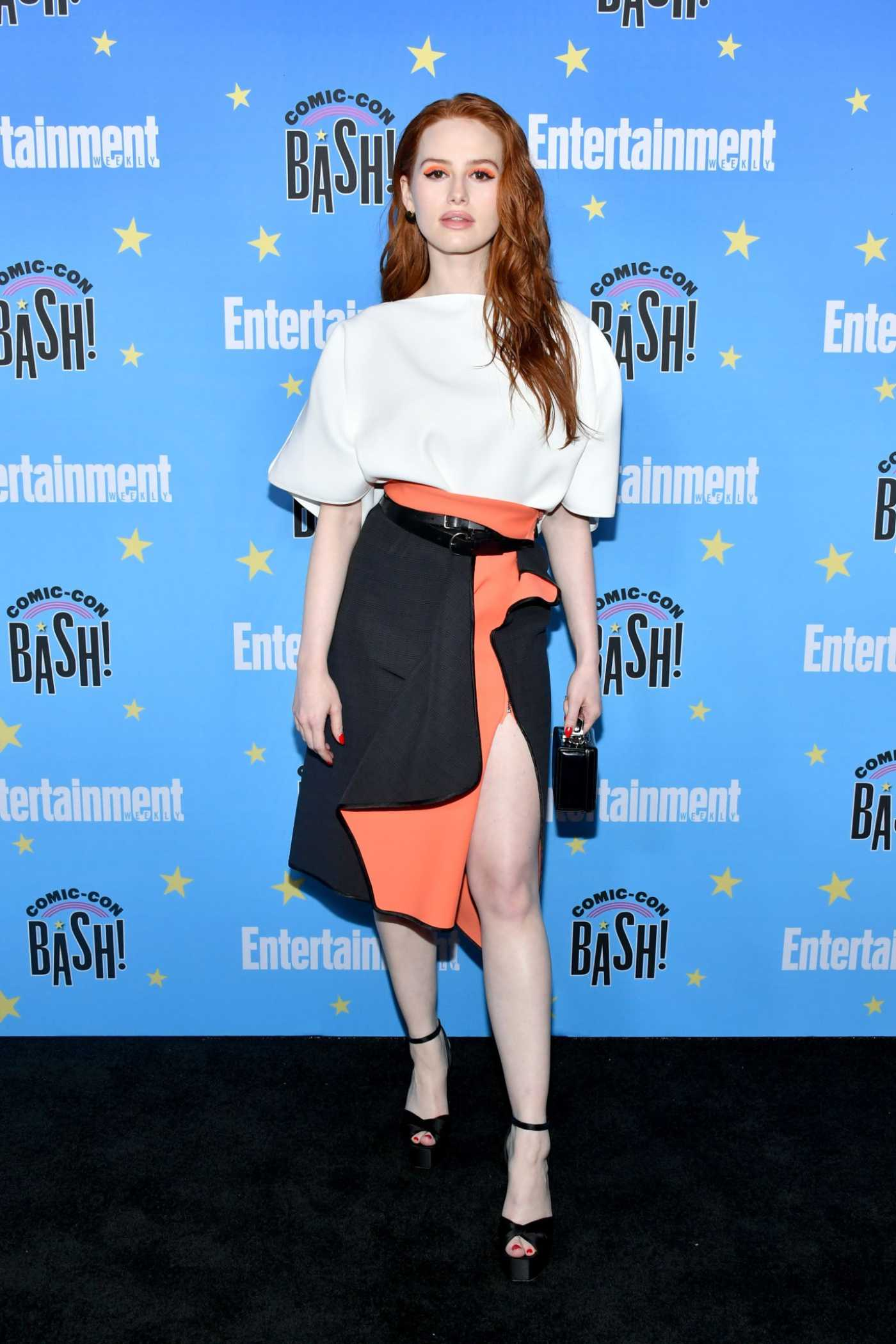 Madelaine Petsch Attends Entertainment Weekly's Comic-Con Bash in San Diego 07/20/2019