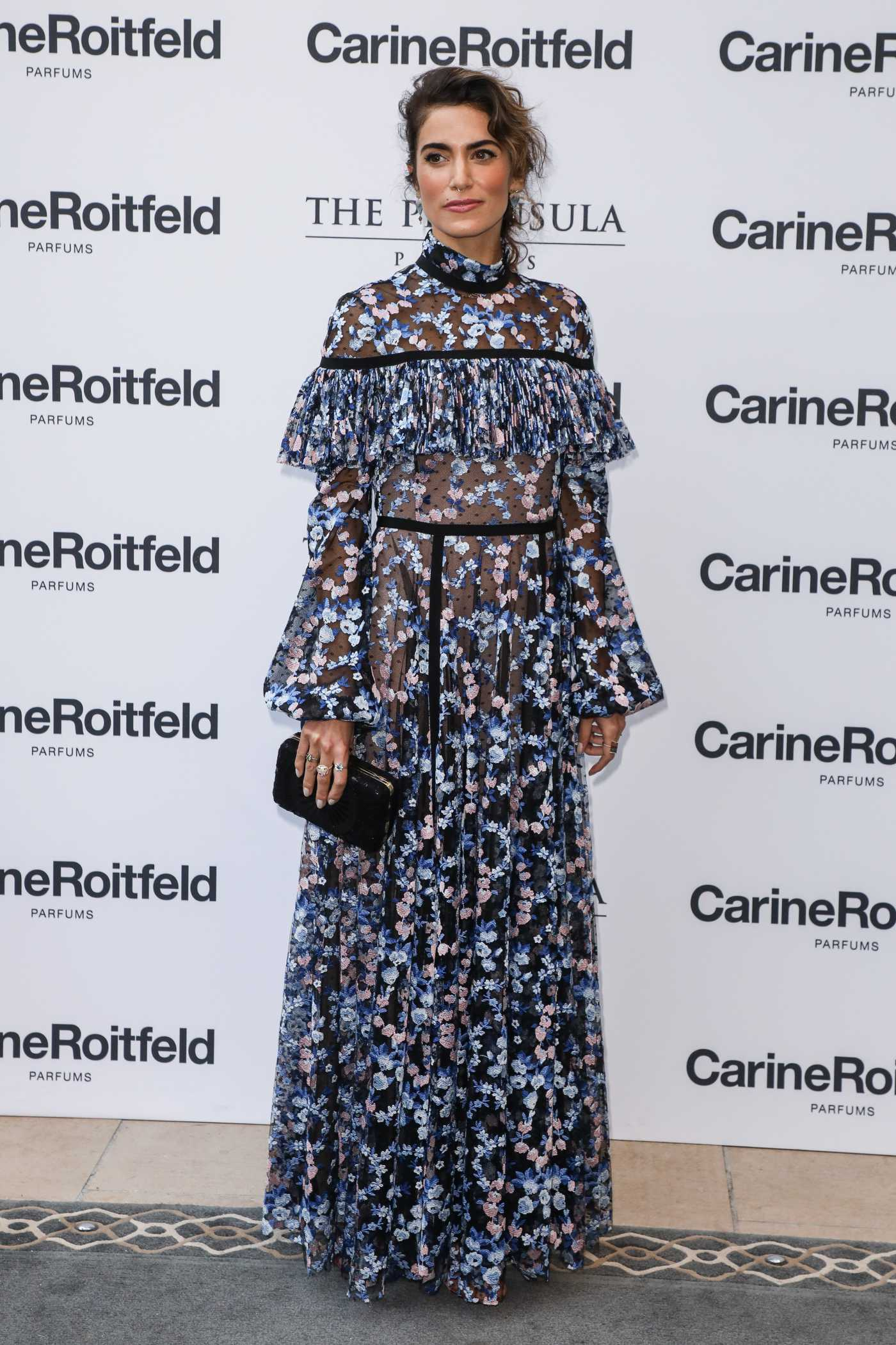 Nikki Reed Attends the Carine Roitfeld Parfums 7 Lovers Cocktail Party in Paris 07/01/2019