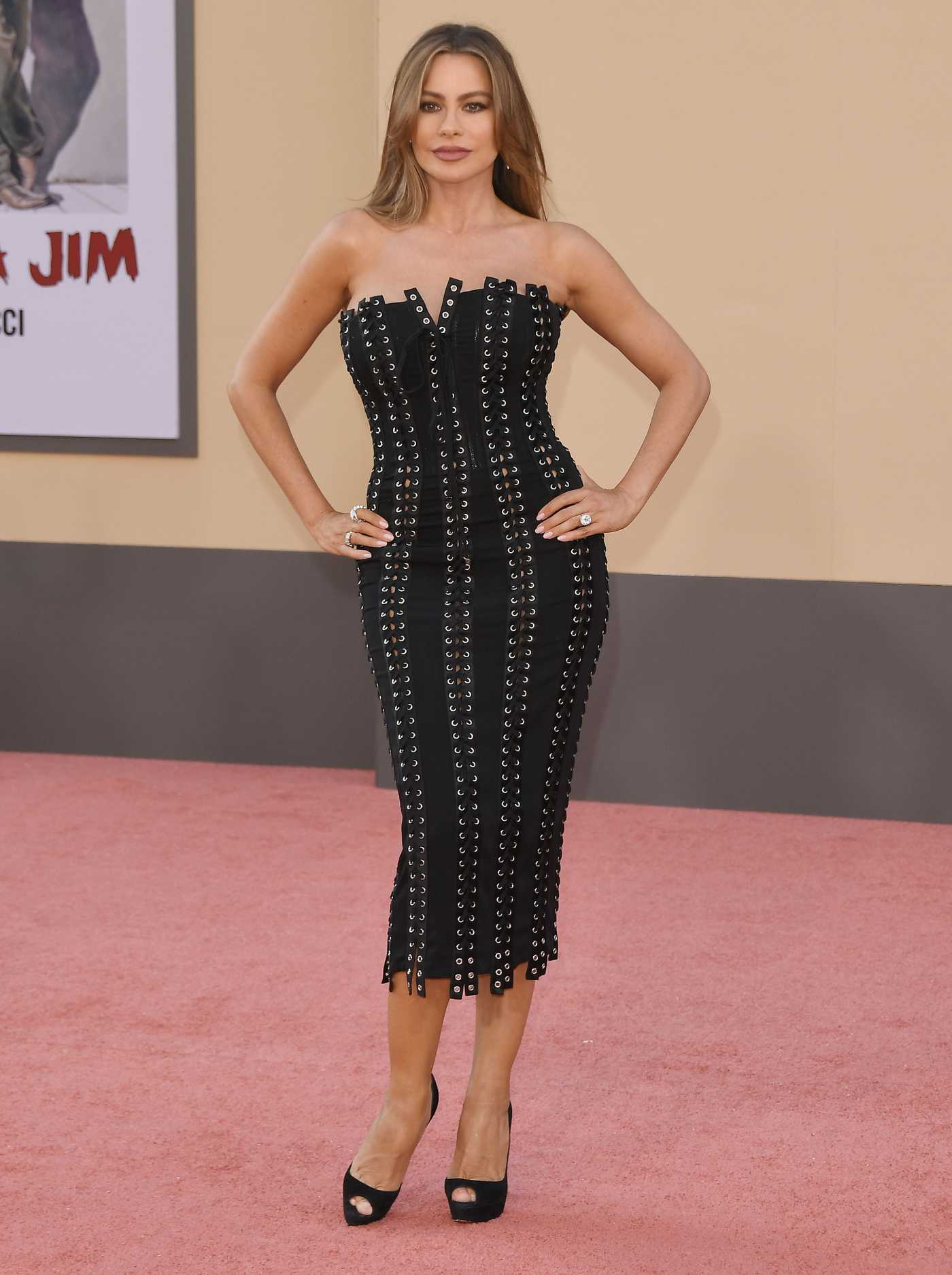 Sofia Vergara Attends Once Upon A Time...In Hollywood Premiere in Los Angeles 07/22/2019