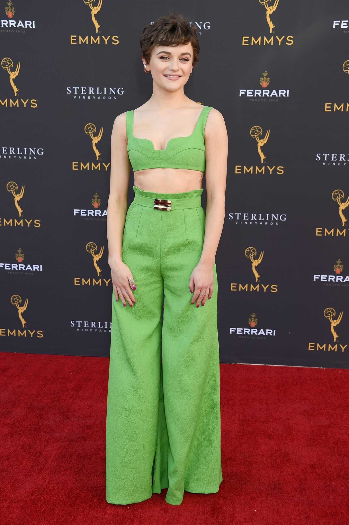 Joey King Attends The Television Academy's Performers Peer Group Celebration in North Hollywood 08/25/2019