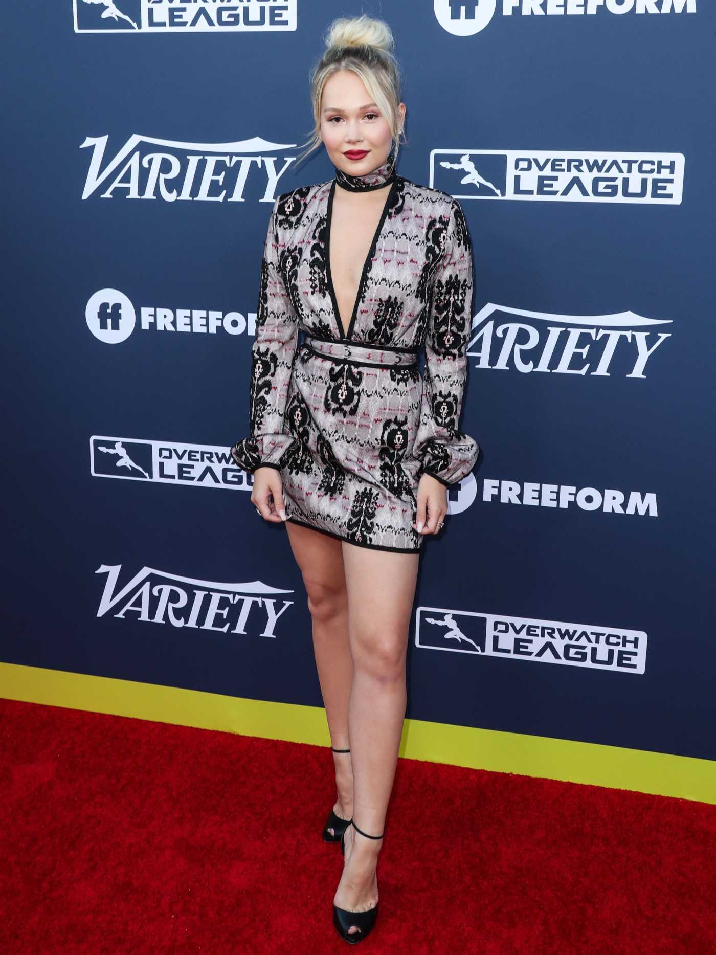 Kelli Berglund Attends Variety's Power of Young Hollywood in Los Angeles 08/06/2019