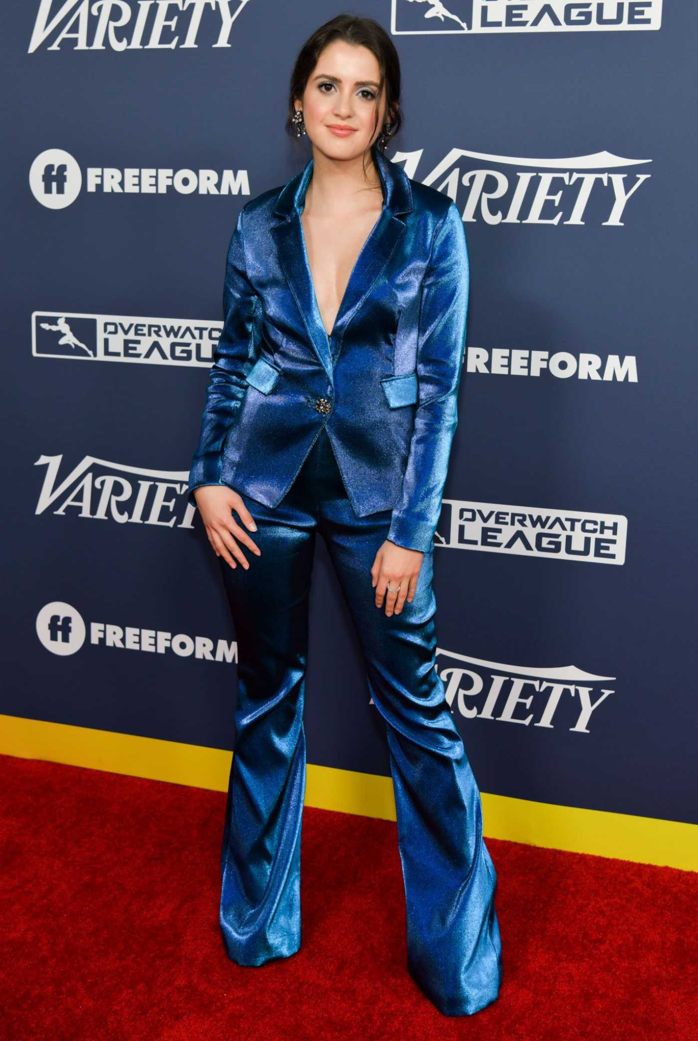 Laura Marano Attends Variety's Power of Young Hollywood in Los Angeles 08/06/2019