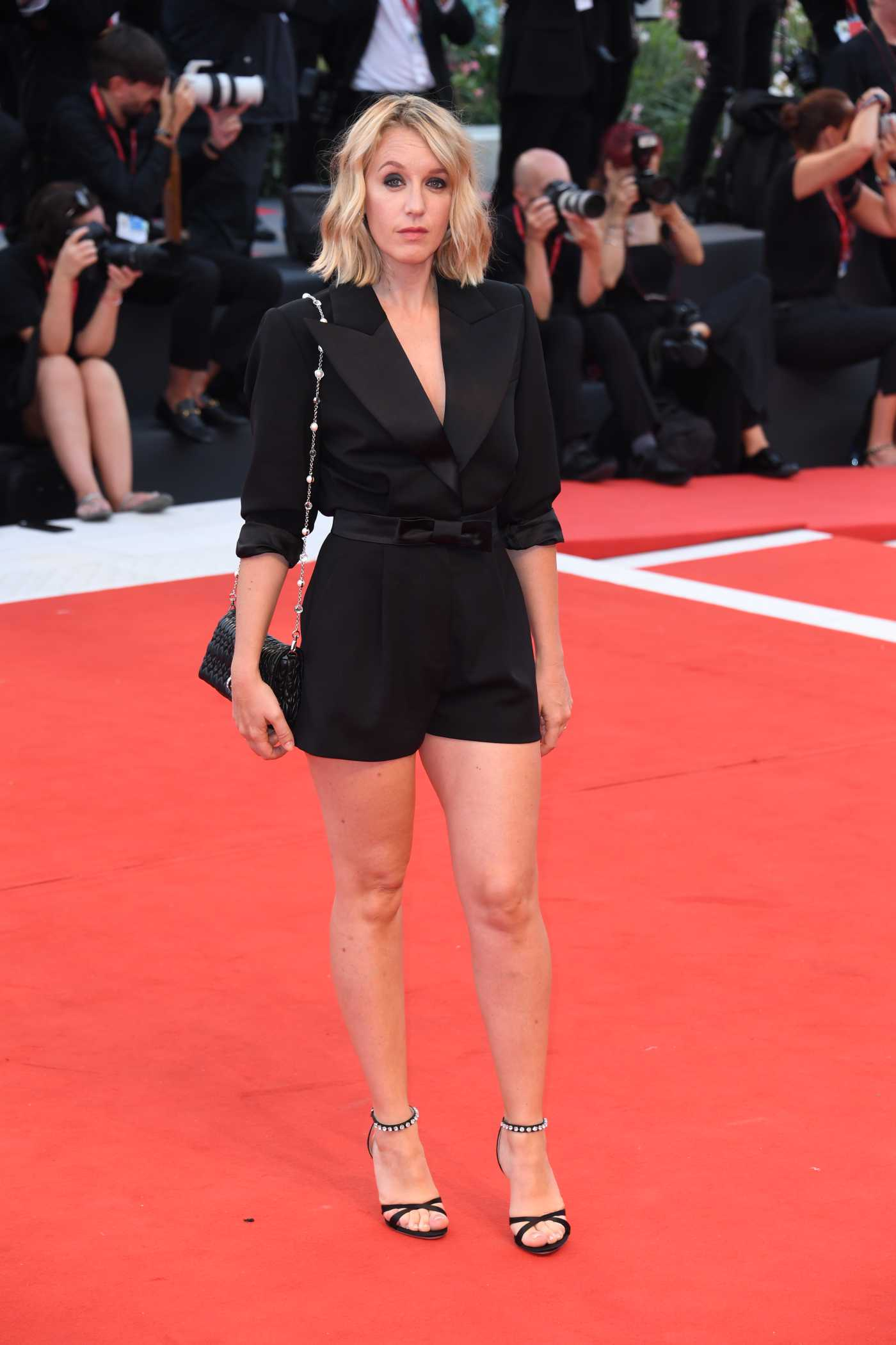 Ludivine Sagnier Attends The Truth Screening and Opening Ceremony During the Venice Film Festival in Venice 08/28/2019