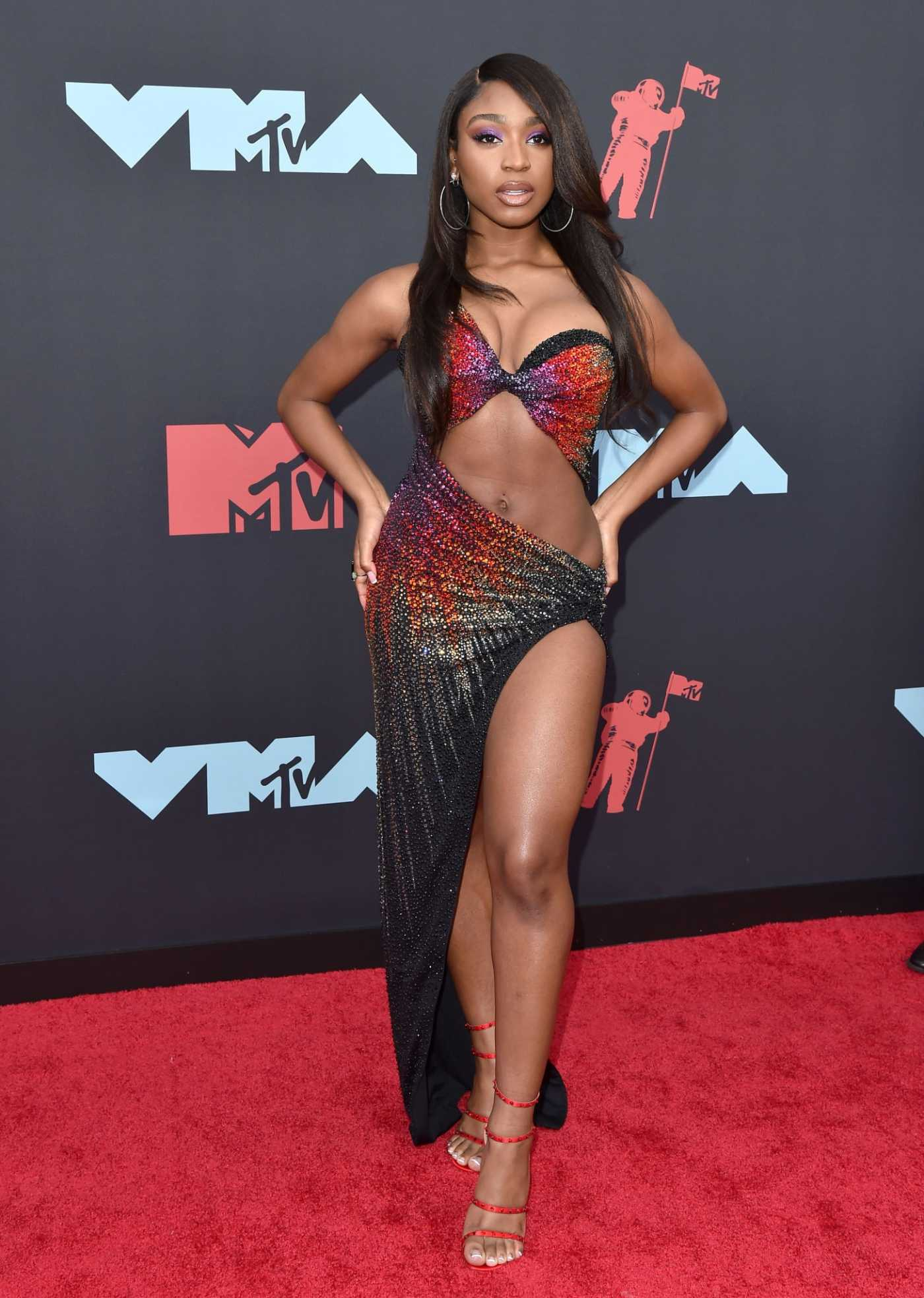 Normani Kordei Attends the 2019 MTV Video Music Awards at Prudential Center in New Jersey 08/26/2019