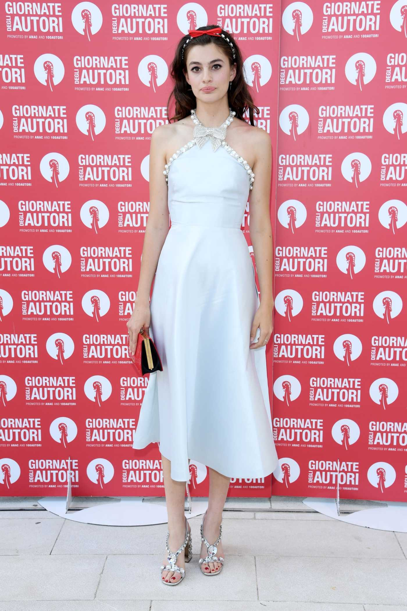 Diana Silvers Attends the MiuMiu Photocall During the 76th Venice Film Festival in Venice 09/01/2019