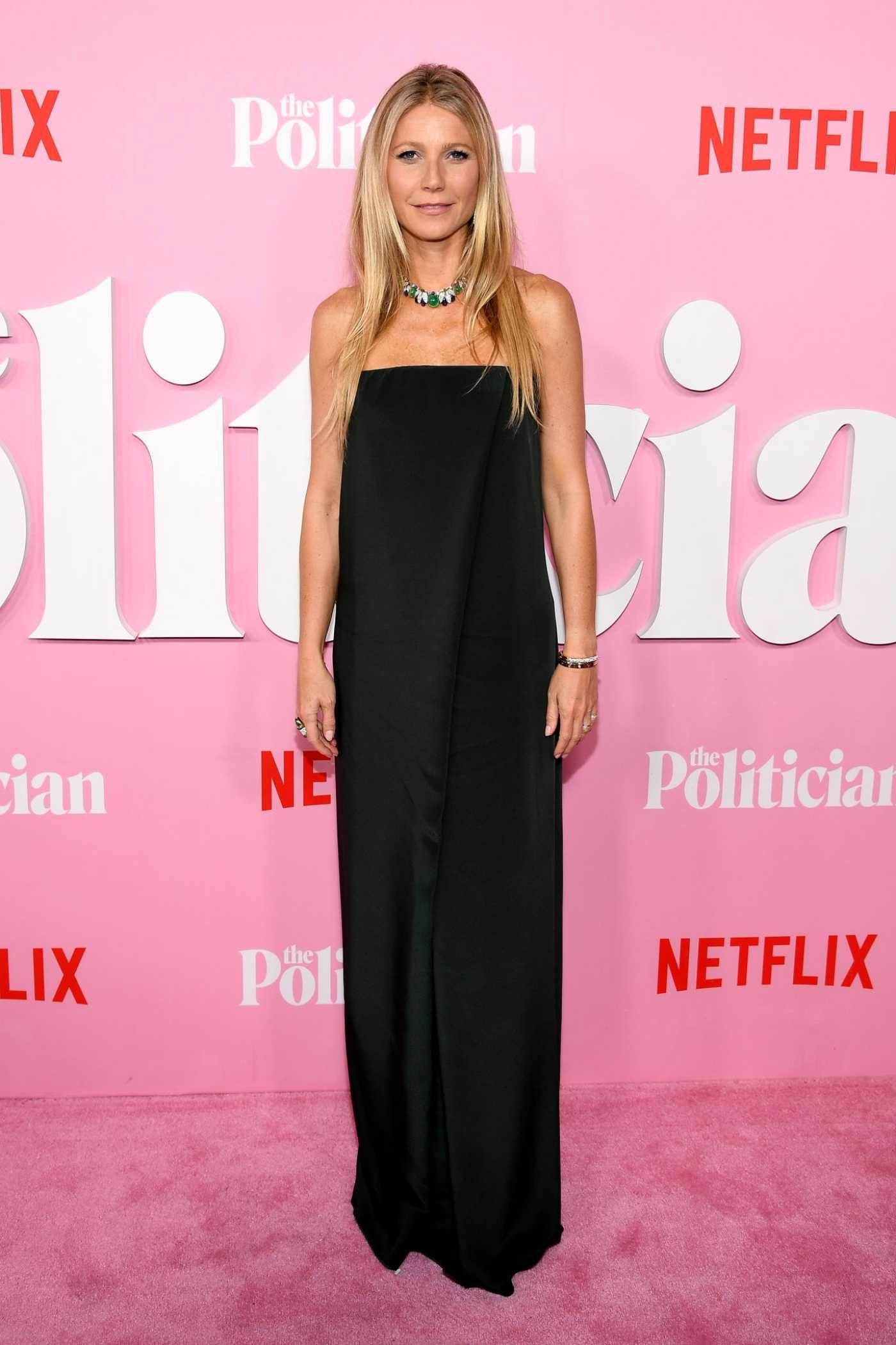 Gwyneth Paltrow Attends The Politician Premiere in New York 09/26/2019