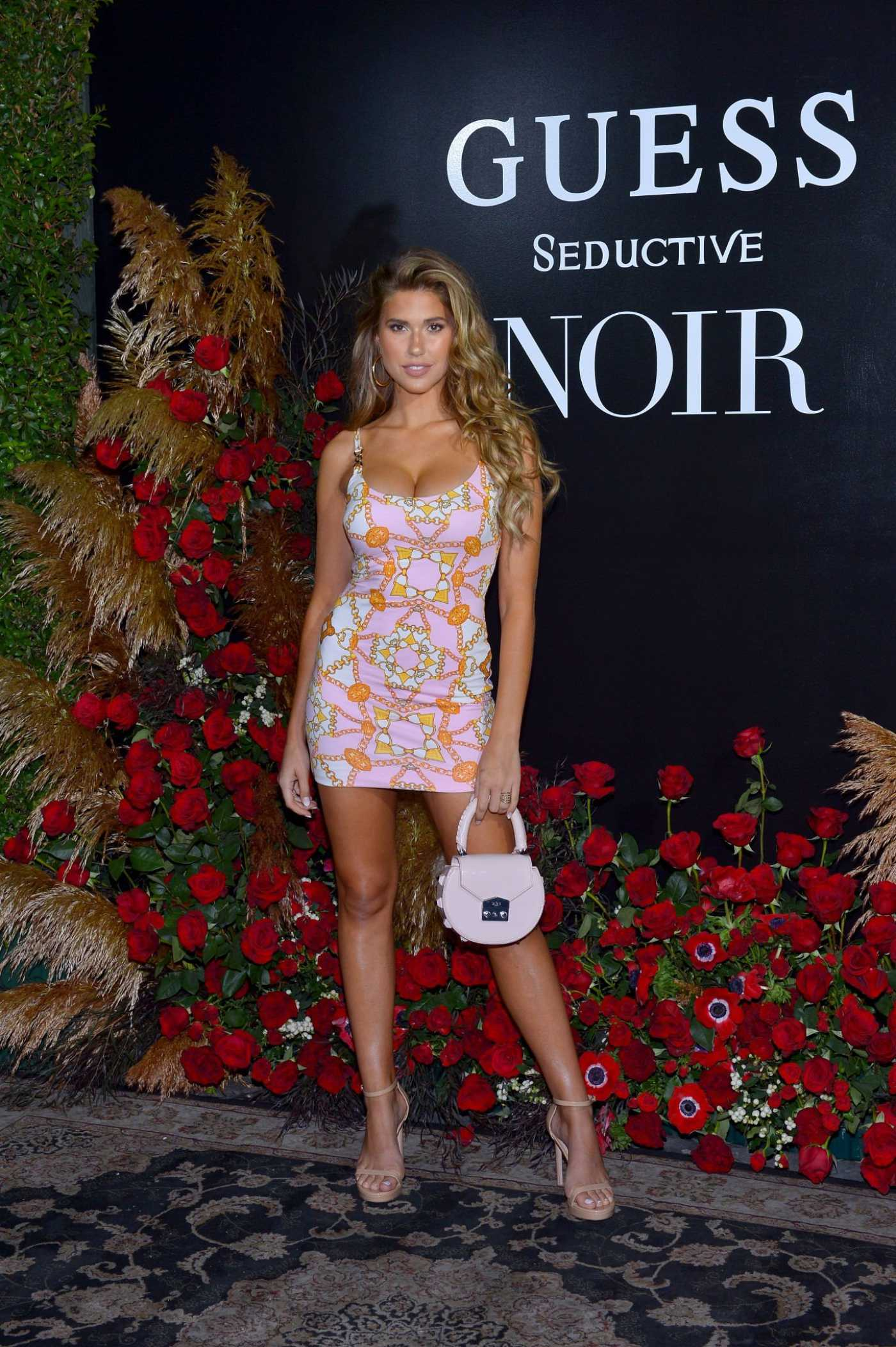 Kara Del Toro Attends the Guess Seductive Noir Fragrance Launch in Los Angeles 09/26/2019
