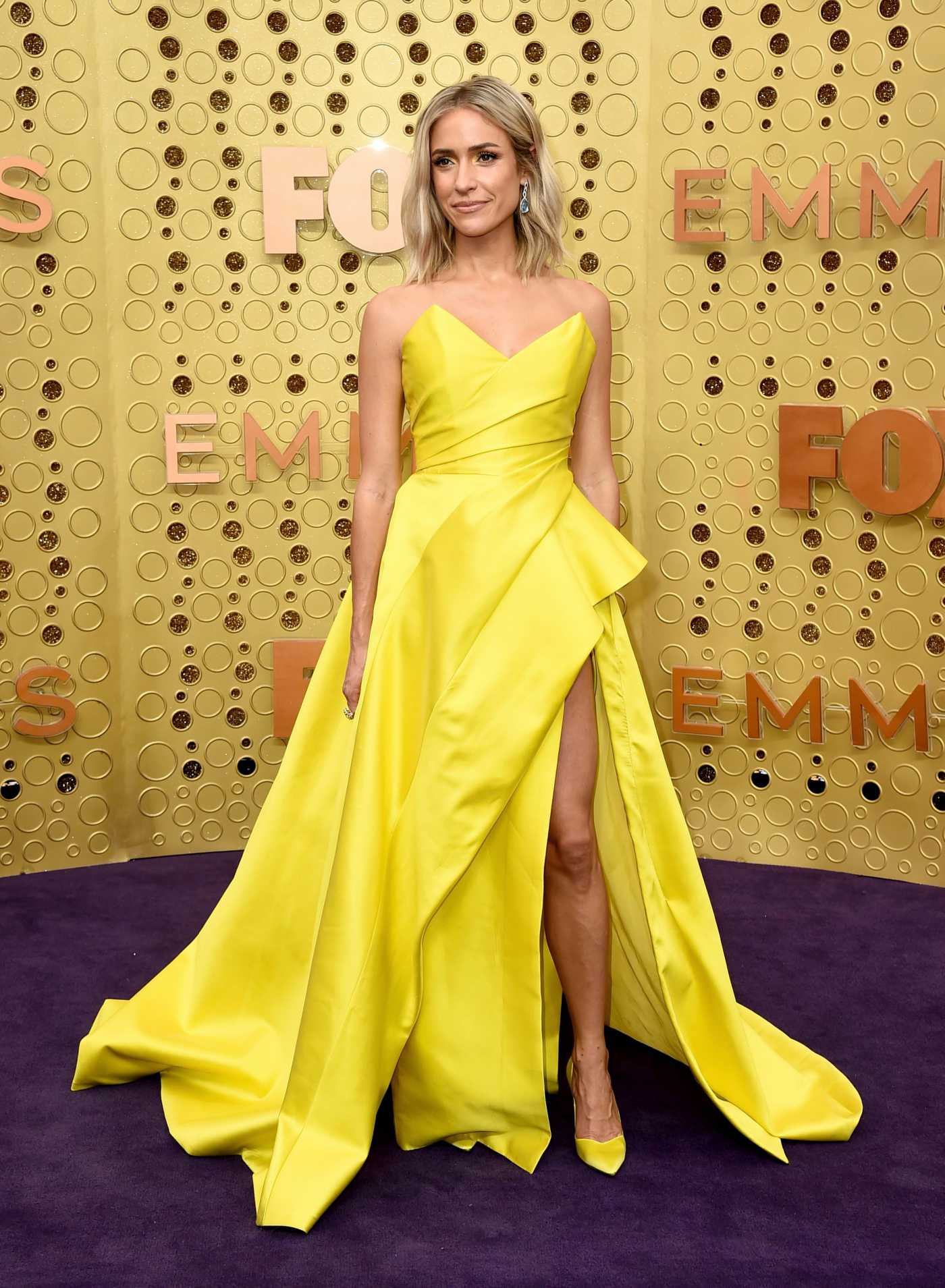 Kristin Cavallari Attends the 71st Emmy Awards at Microsoft Theater in Los Angeles 09/22/2019