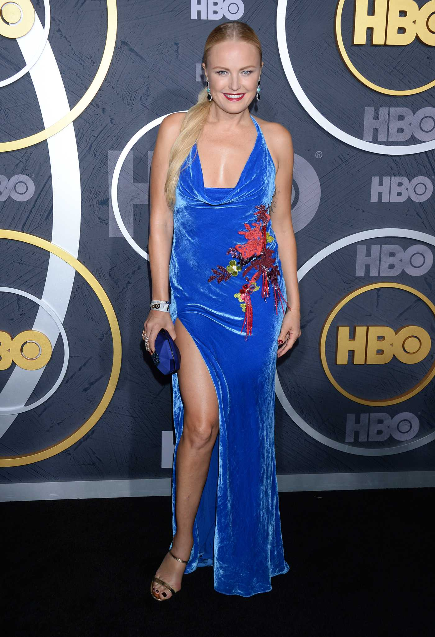 Malin Akerman Attends HBO's Official 2019 Emmy After Party in LA 09/22/2019