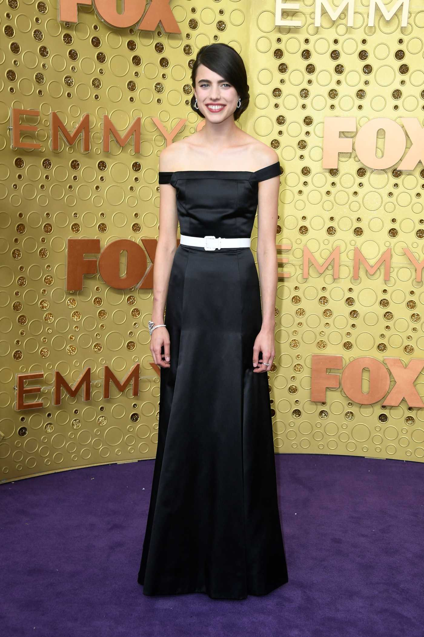 Margaret Qualley Attends the 71st Emmy Awards at Microsoft Theater in Los Angeles 09/22/2019