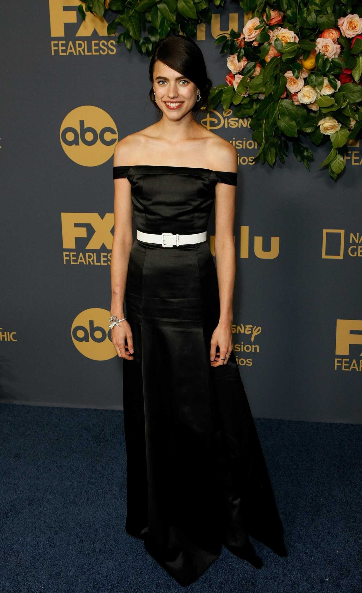 Margaret Qualley Attends the Walt Disney Television Emmy Party in LA 09/22/2019