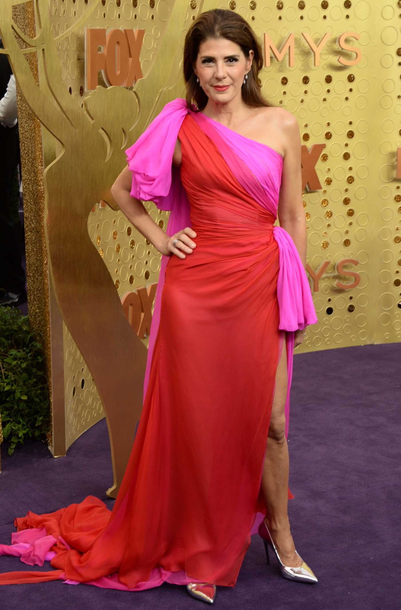 Marisa Tomei Attends the 71st Emmy Awards at Microsoft Theater in Los Angeles 09/22/2019