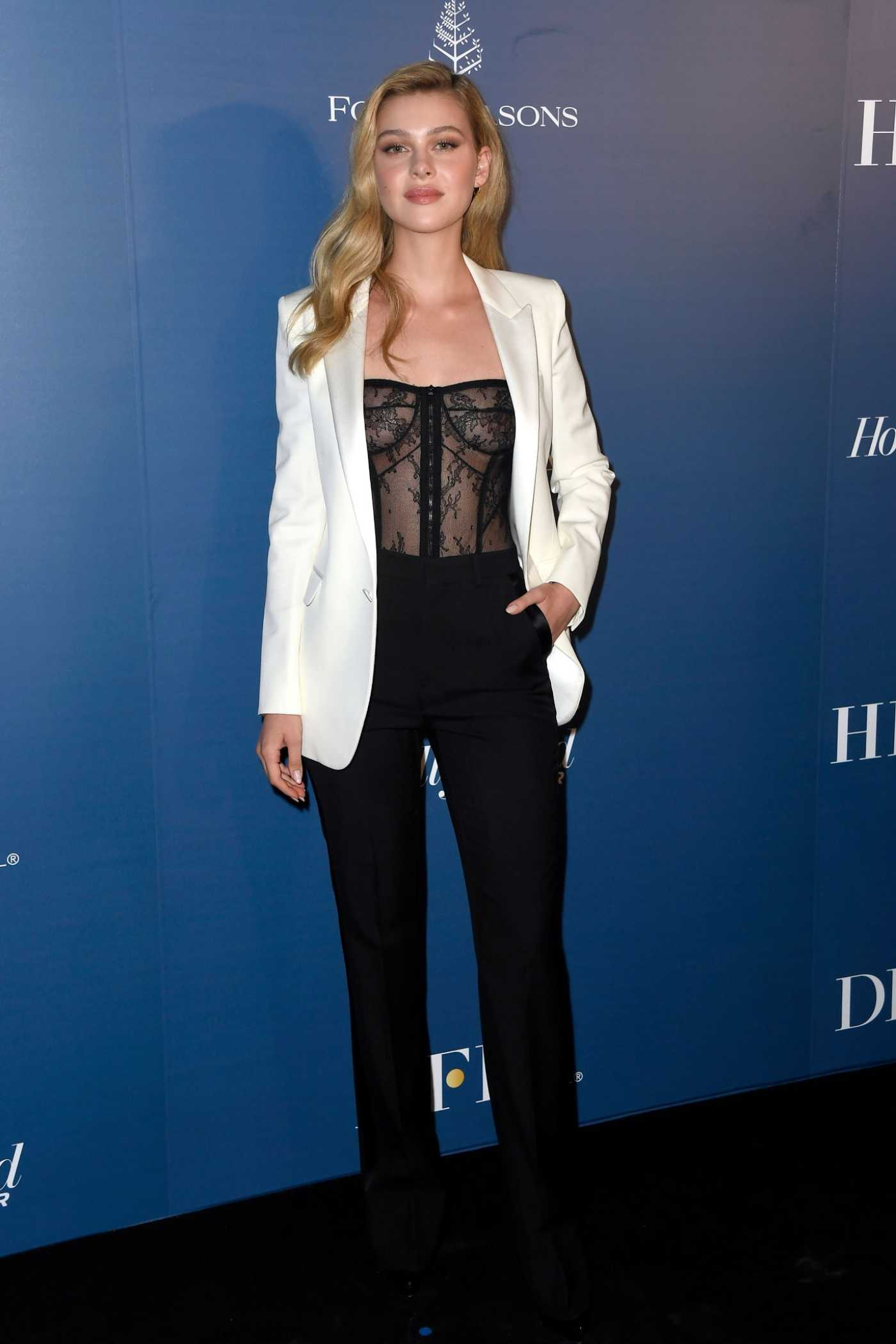 Nicola Peltz Attends the HFPA/THR TIFF PARTY During 2019 Toronto International Film Festival in Toronto 09/07/2019