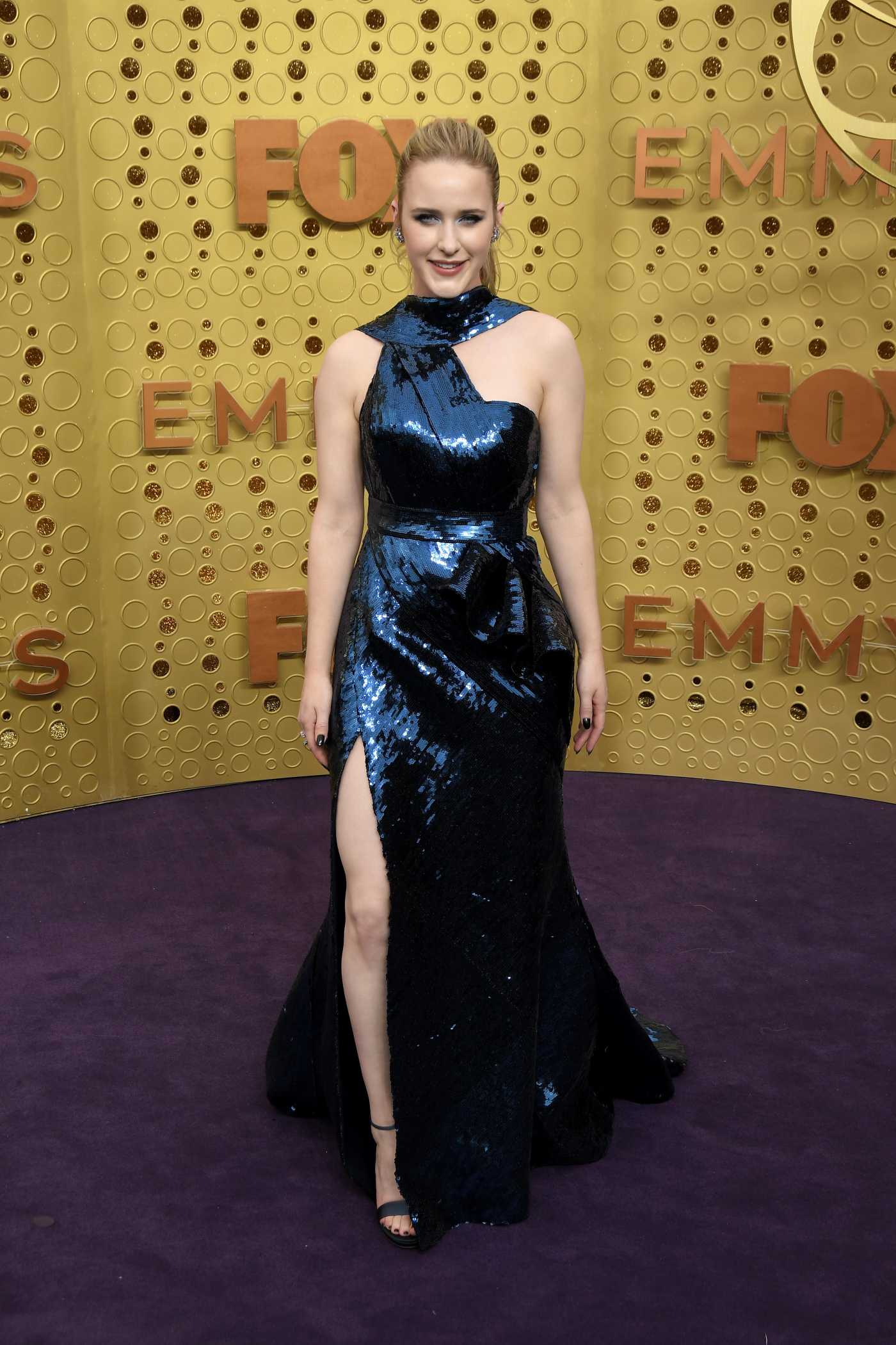 Rachel Brosnahan Attends the 71st Emmy Awards at Microsoft Theater in Los Angeles 09/22/2019