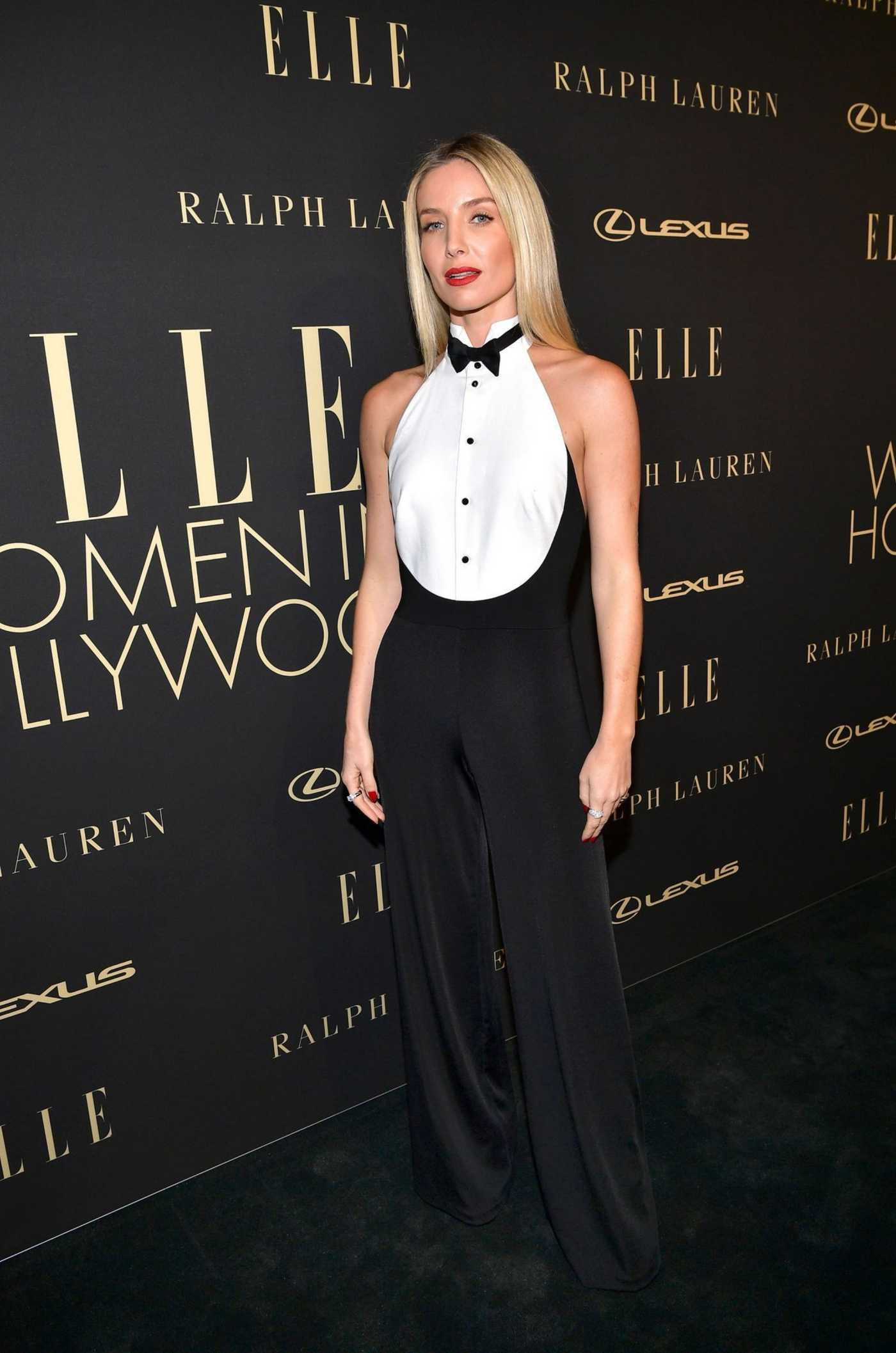 Annabelle Wallis Attends the 26th Annual Elle Women in Hollywood Celebration in Beverly Hills 10/14/2019
