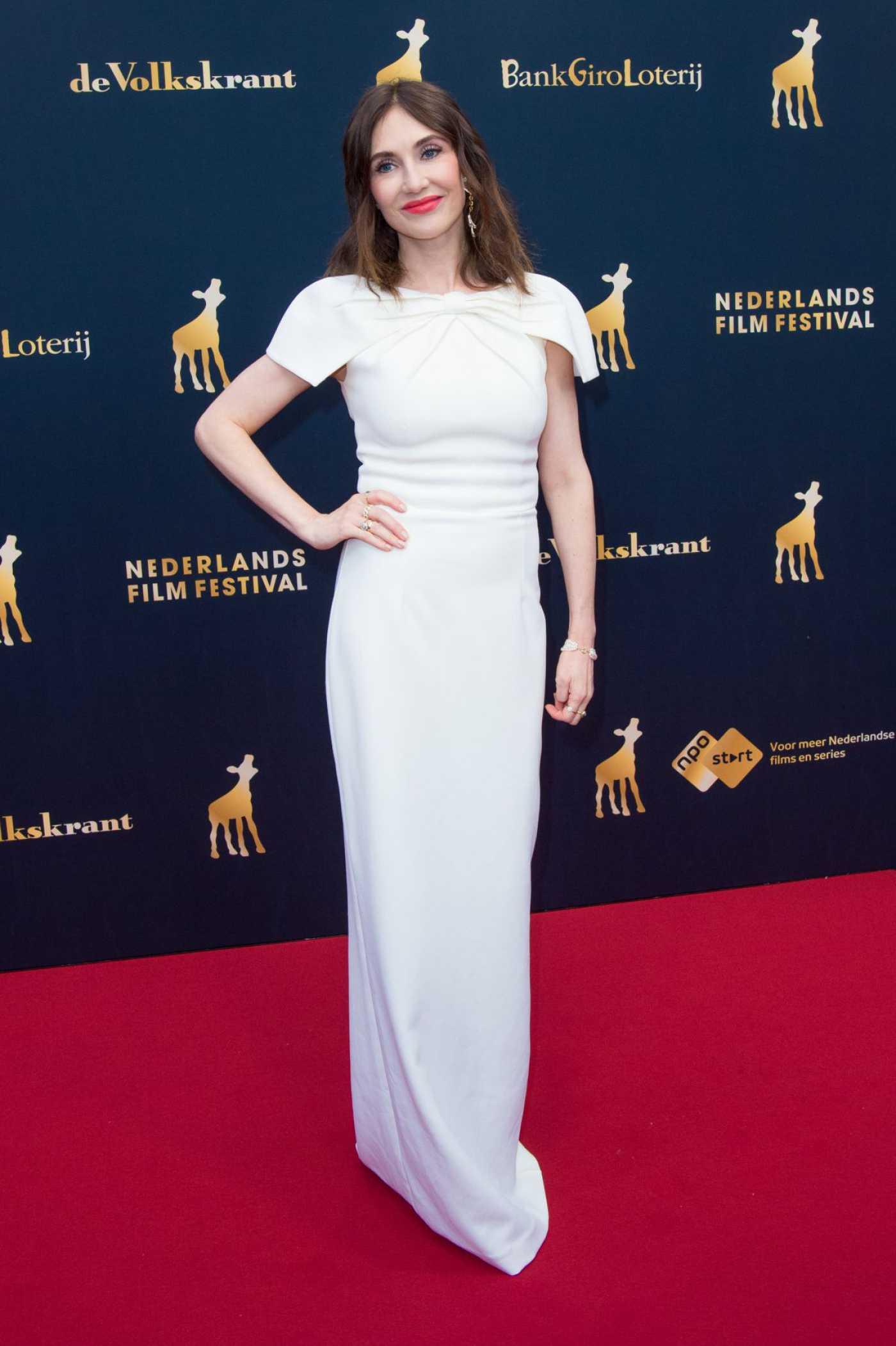Carice Van Houten Attends the Onstinct Premiere in Utrecht 09/27/2019