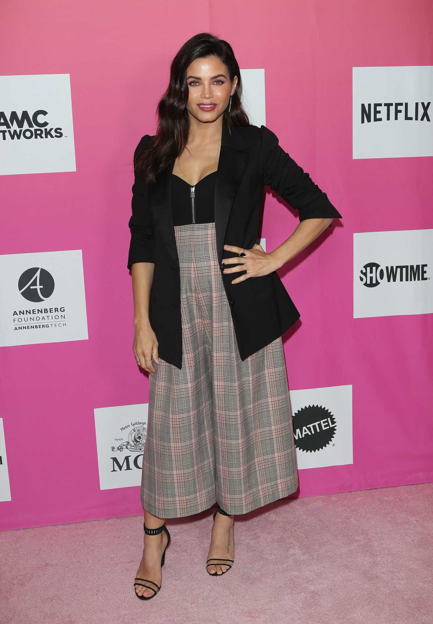 Jenna Dewan Attends TheWrap's Power Women Summit 2019 in Santa Monica 10/25/2019